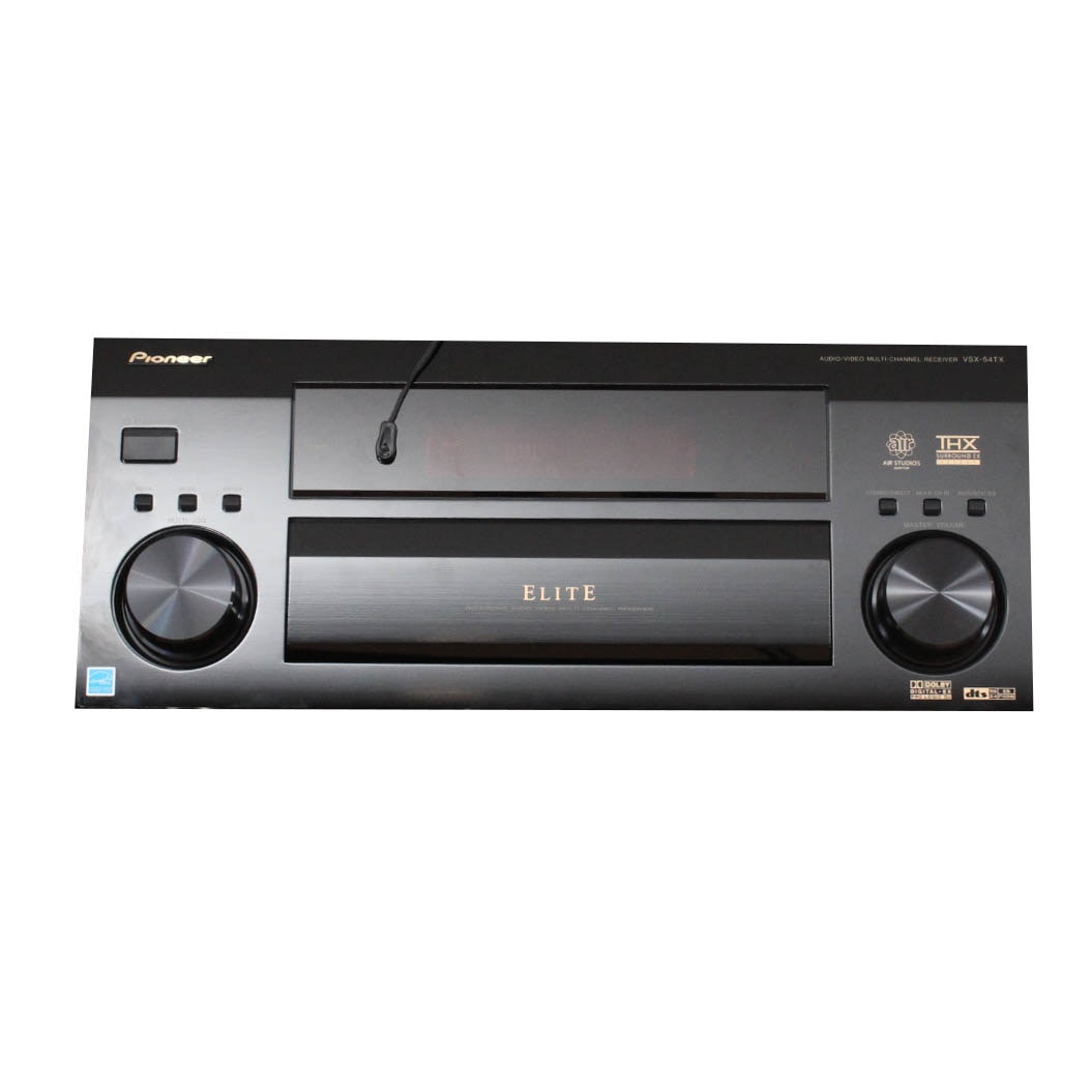 Sony and Pioneer Home Entertainment Collection