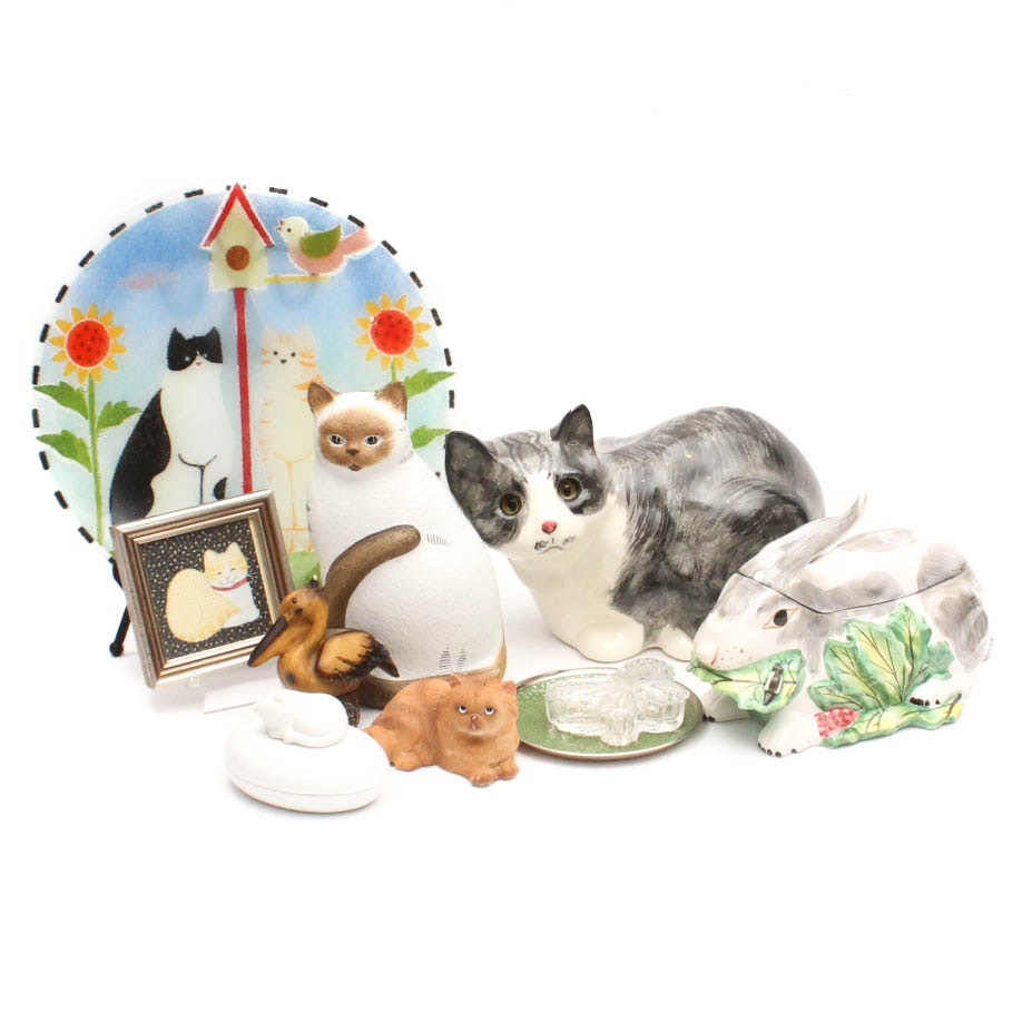 Fauna-Themed Home Decor