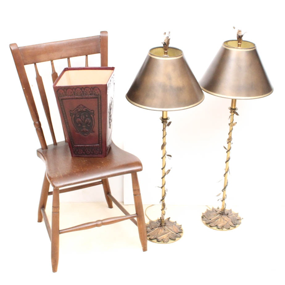 Accent Furniture and Decor Collection