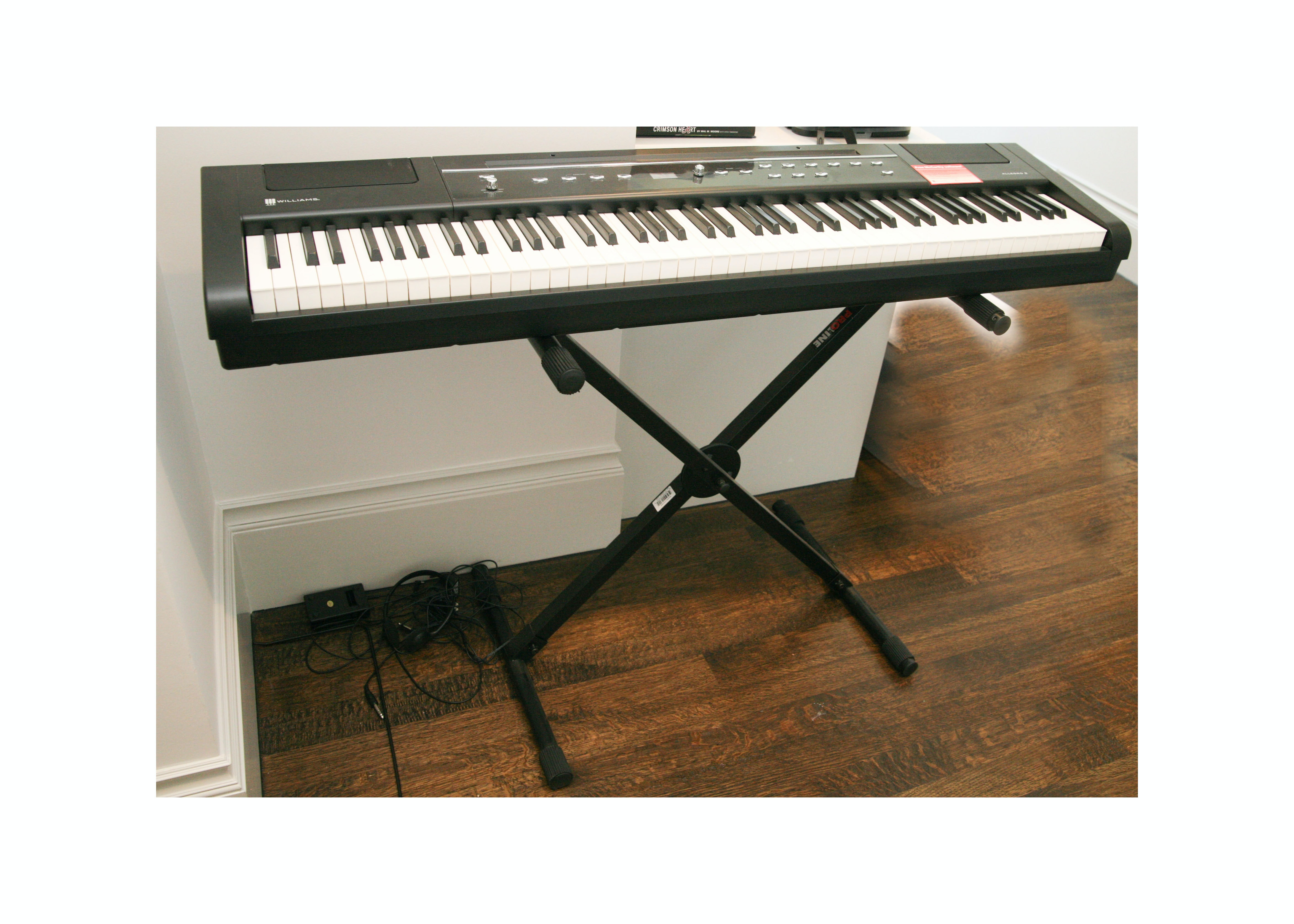 Williams Allegro 2 Digital Piano and Stand