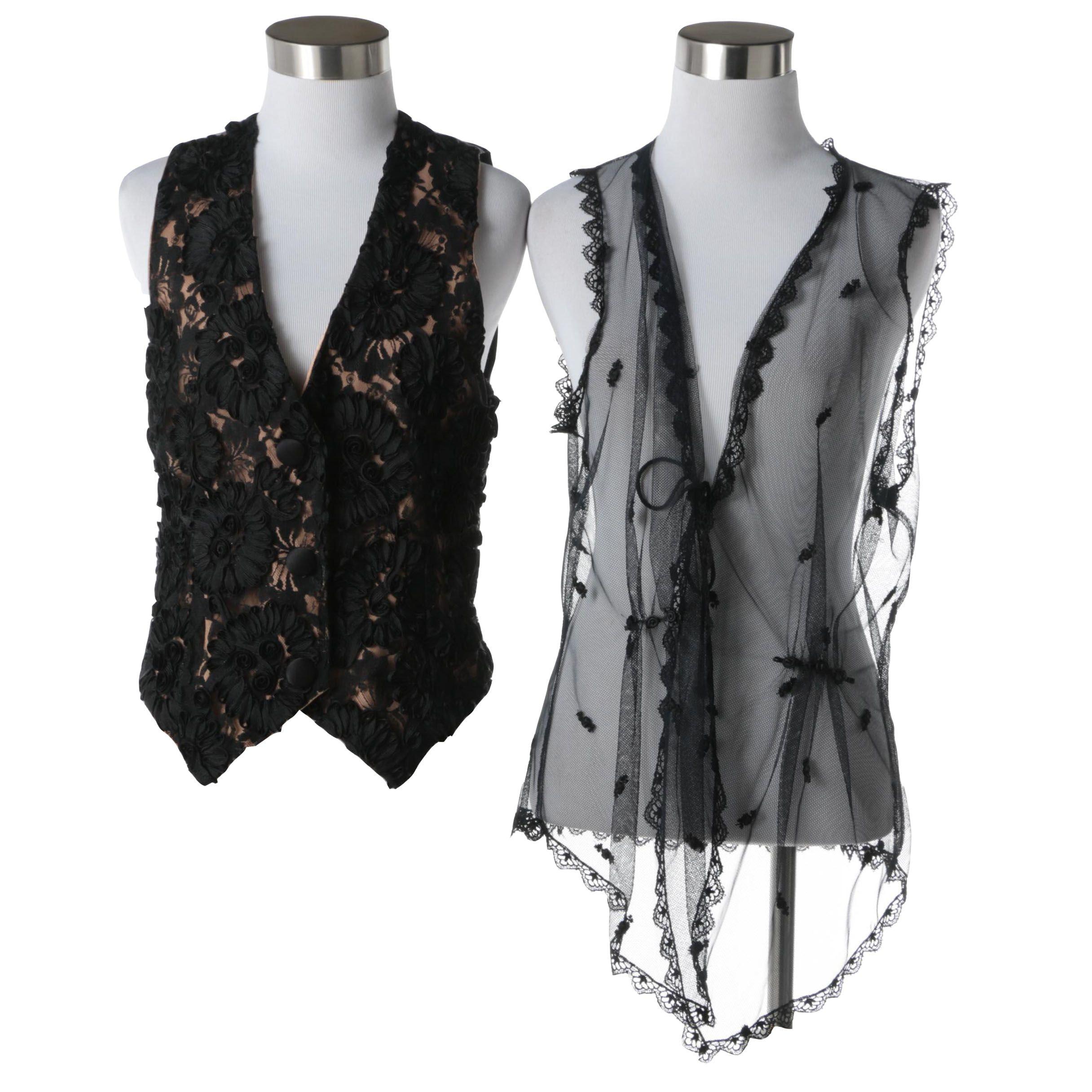 Women's Vests Featuring Adrienne Landau