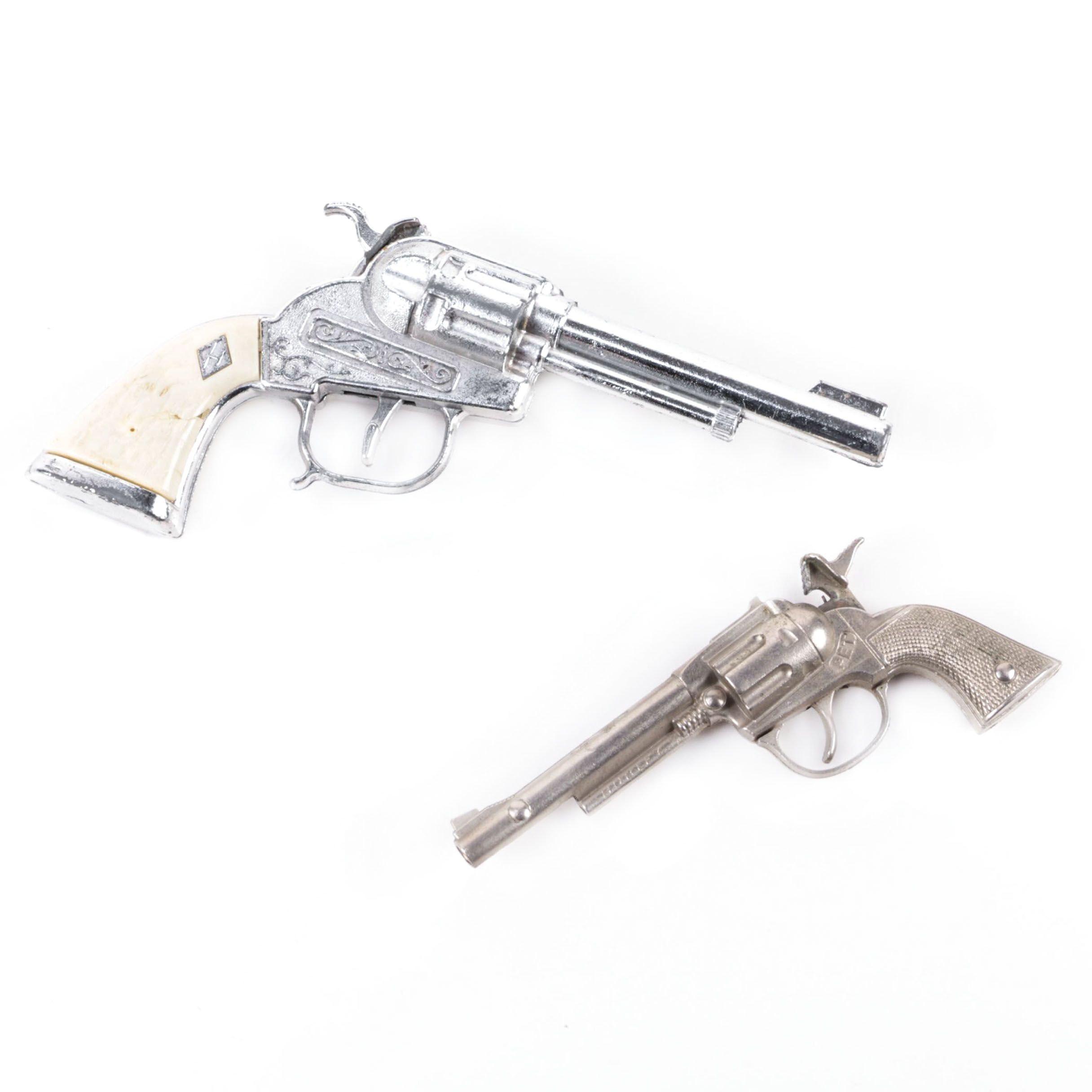 Pair of Cap Guns