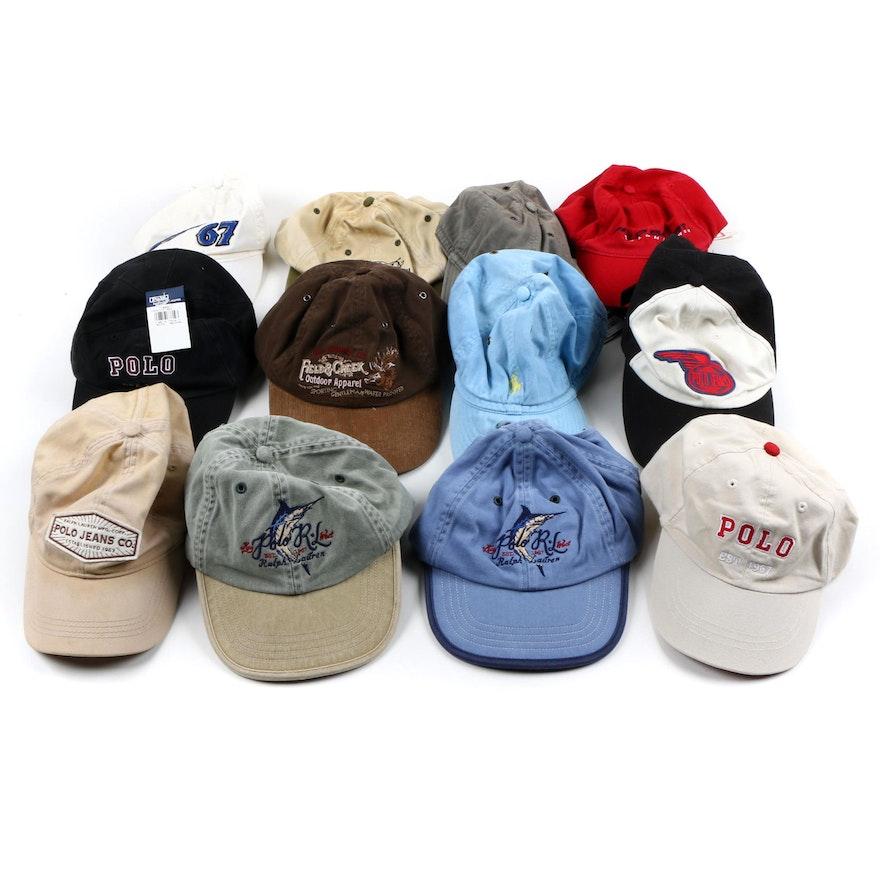 28e1ff2f57679 Polo by Ralph Lauren and Polo Jeans Company Baseball Caps   EBTH