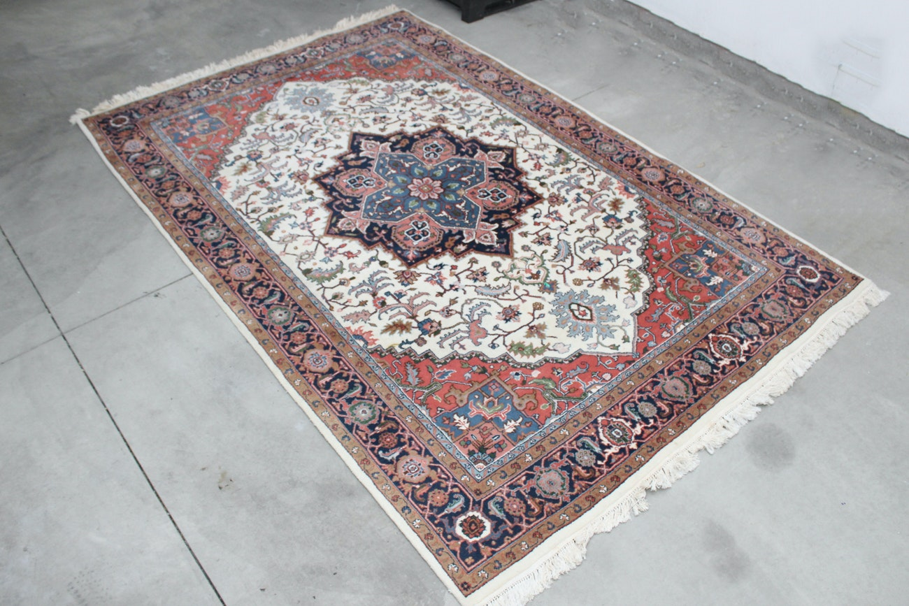 Persian Inspired Area Rug