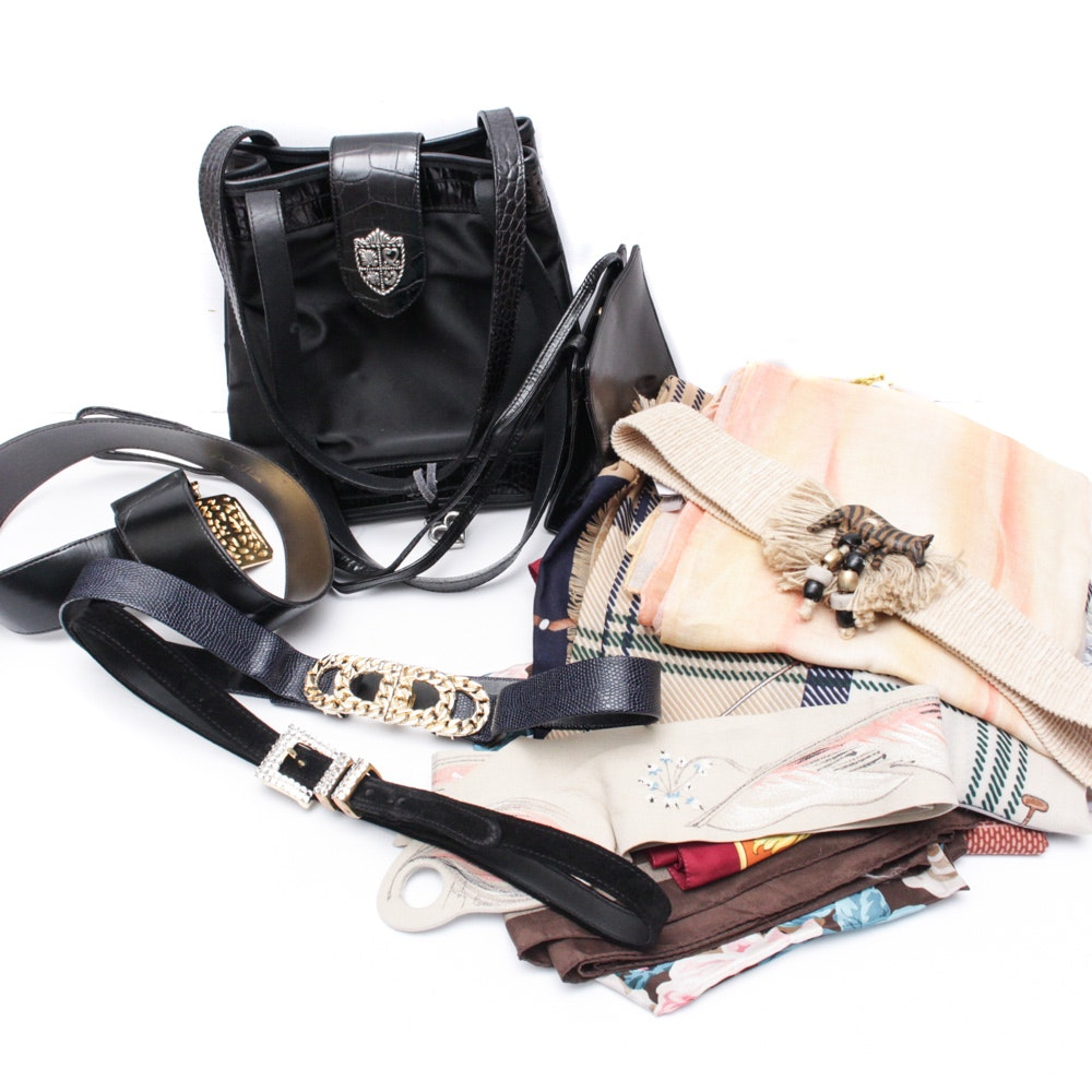 Assorted Fashion Accessories Featuring Anne Klein