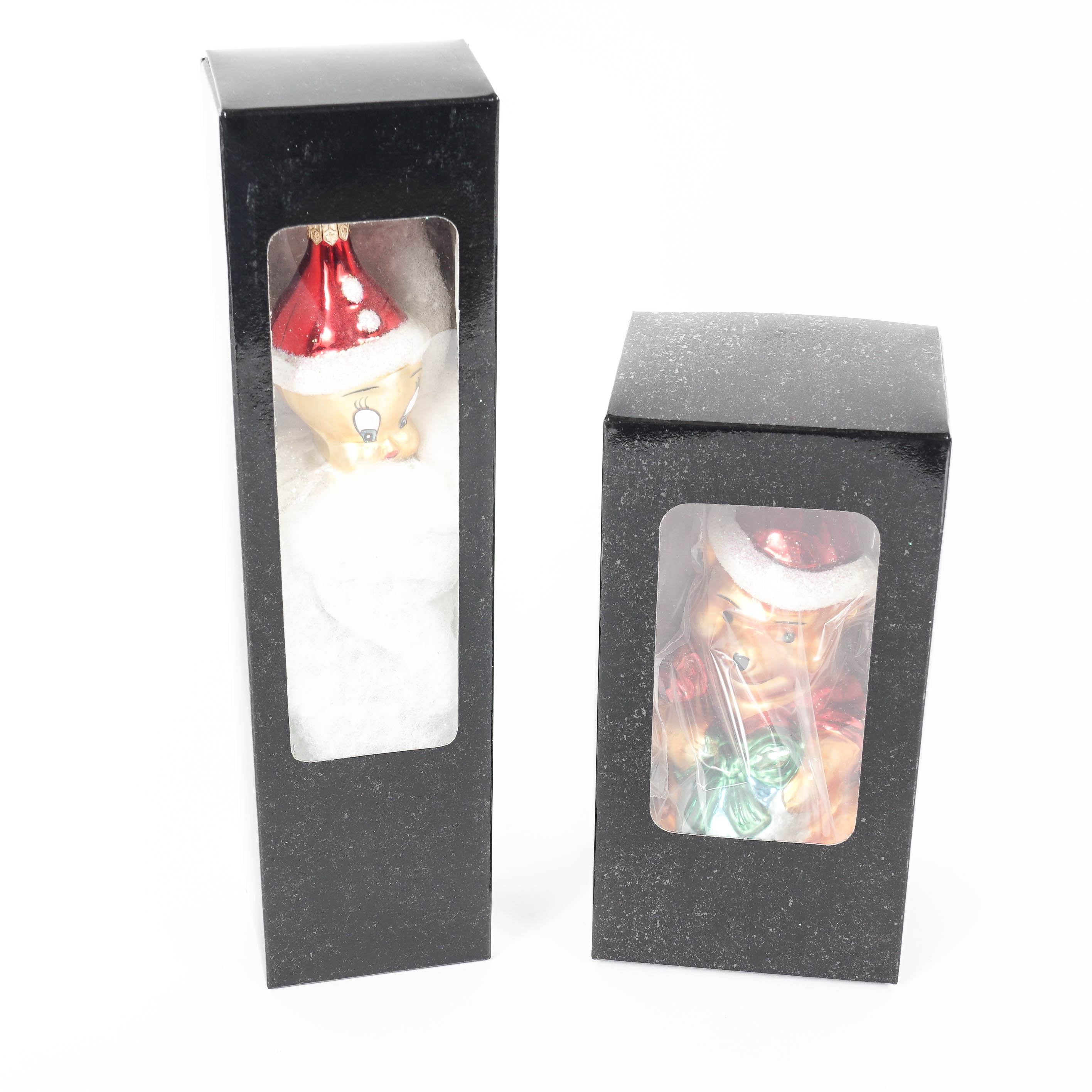 """Limited Edition Christopher Radko Ornaments including """"Pooh's Favorite Gift"""""""