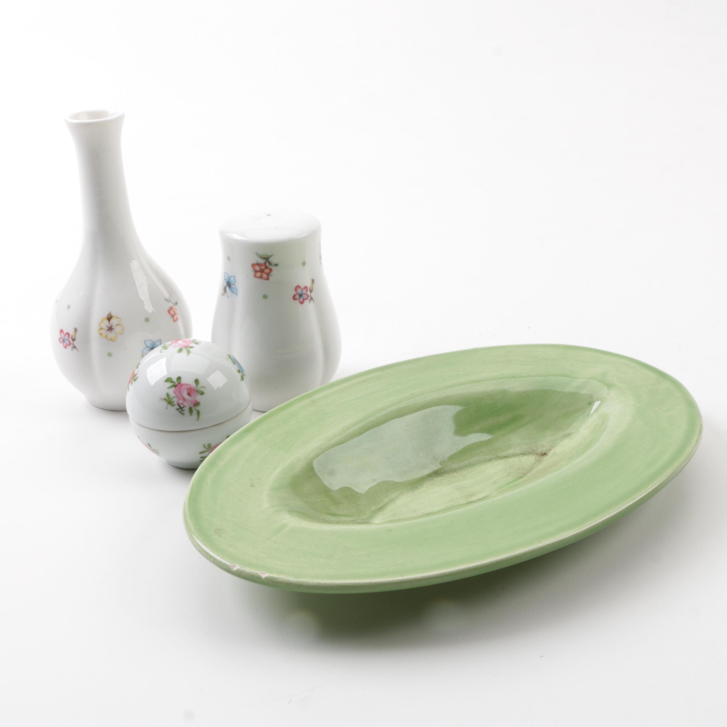Assorted Ceramic Decor
