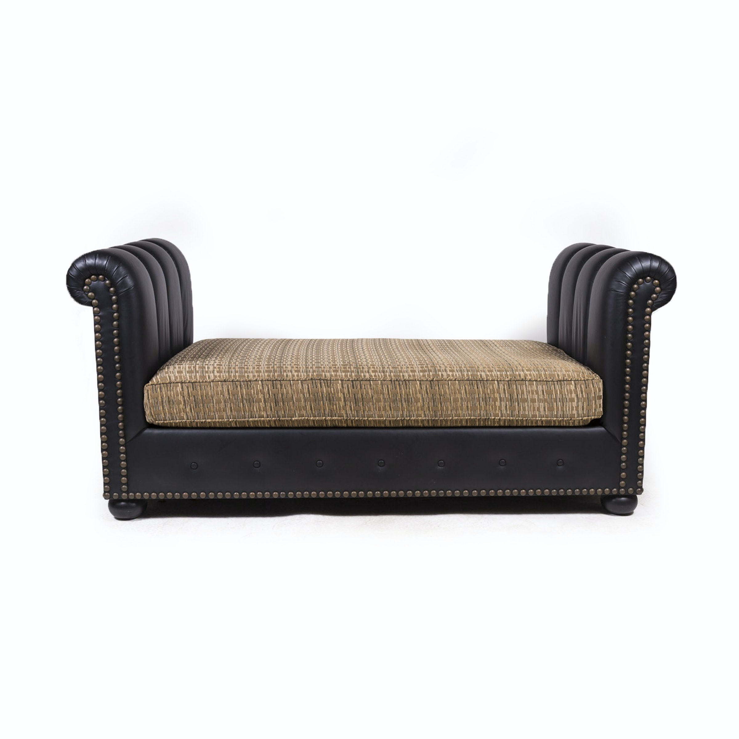 Contemporary Chesterfield Récamier