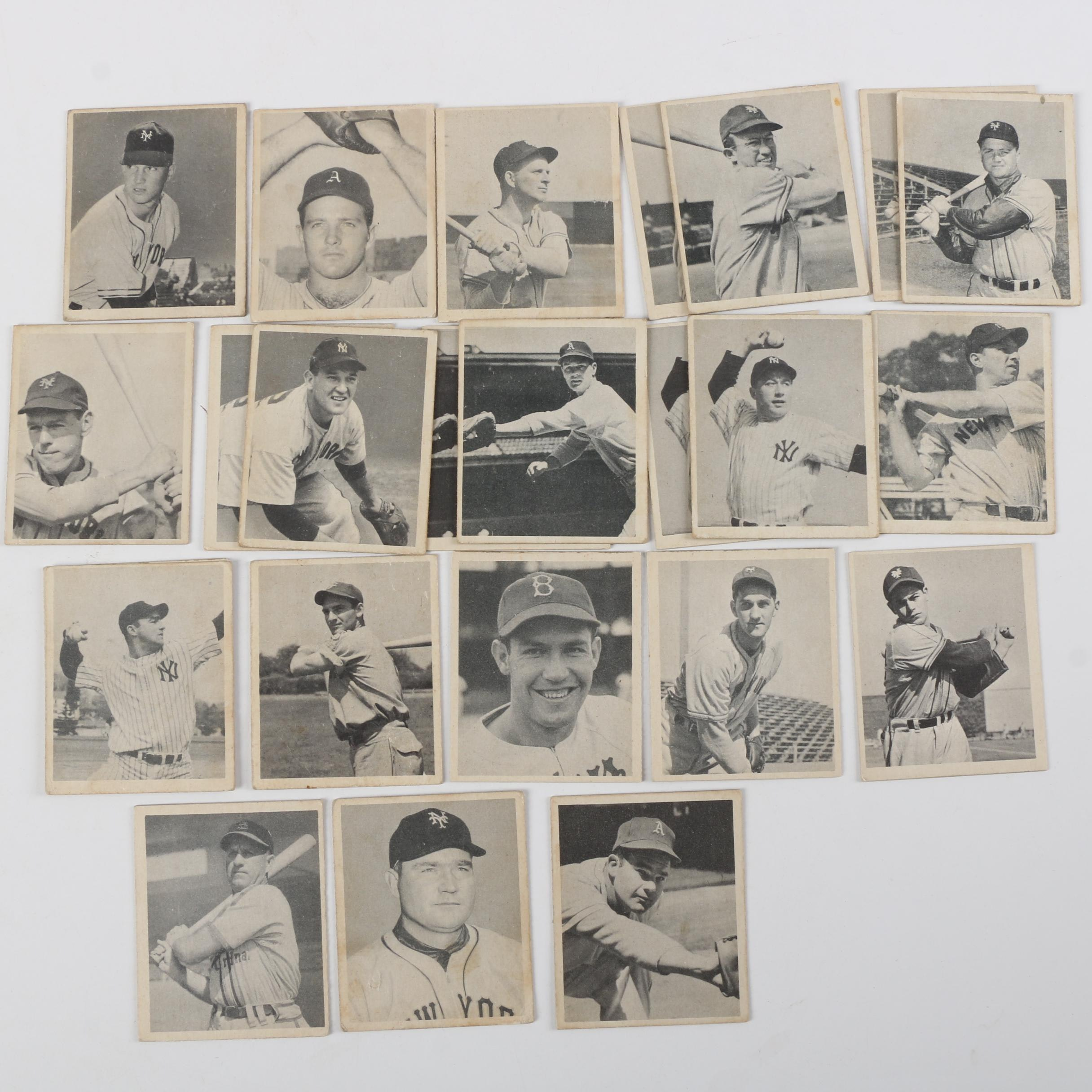 1948 Bowman Baseball Cards
