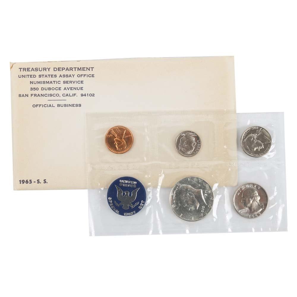 1965 Special Mint Set