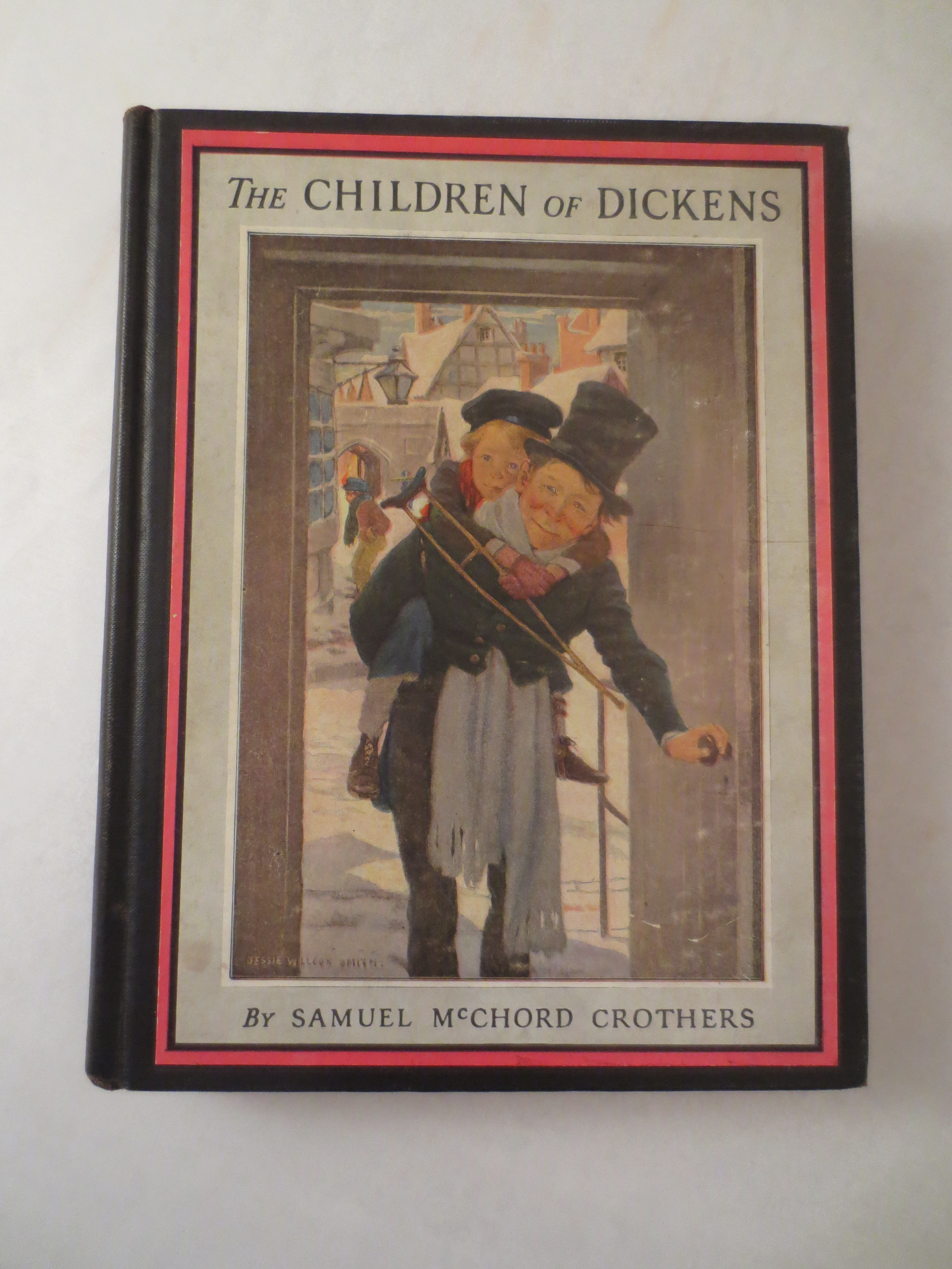 Illustrated Classics: The Children of Dickens by Samuel Crothers