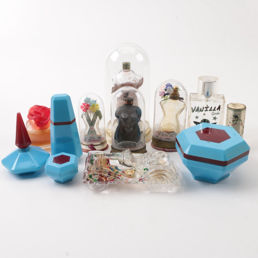 Including By Cacharel Bottles And Perfume Loulou pLzVGqUMS
