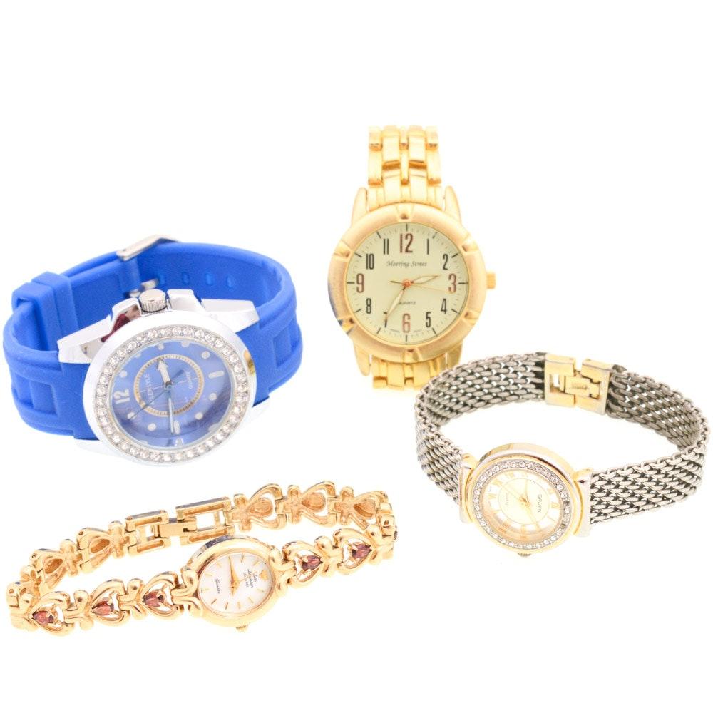 Quartz Wristwatch Assortment