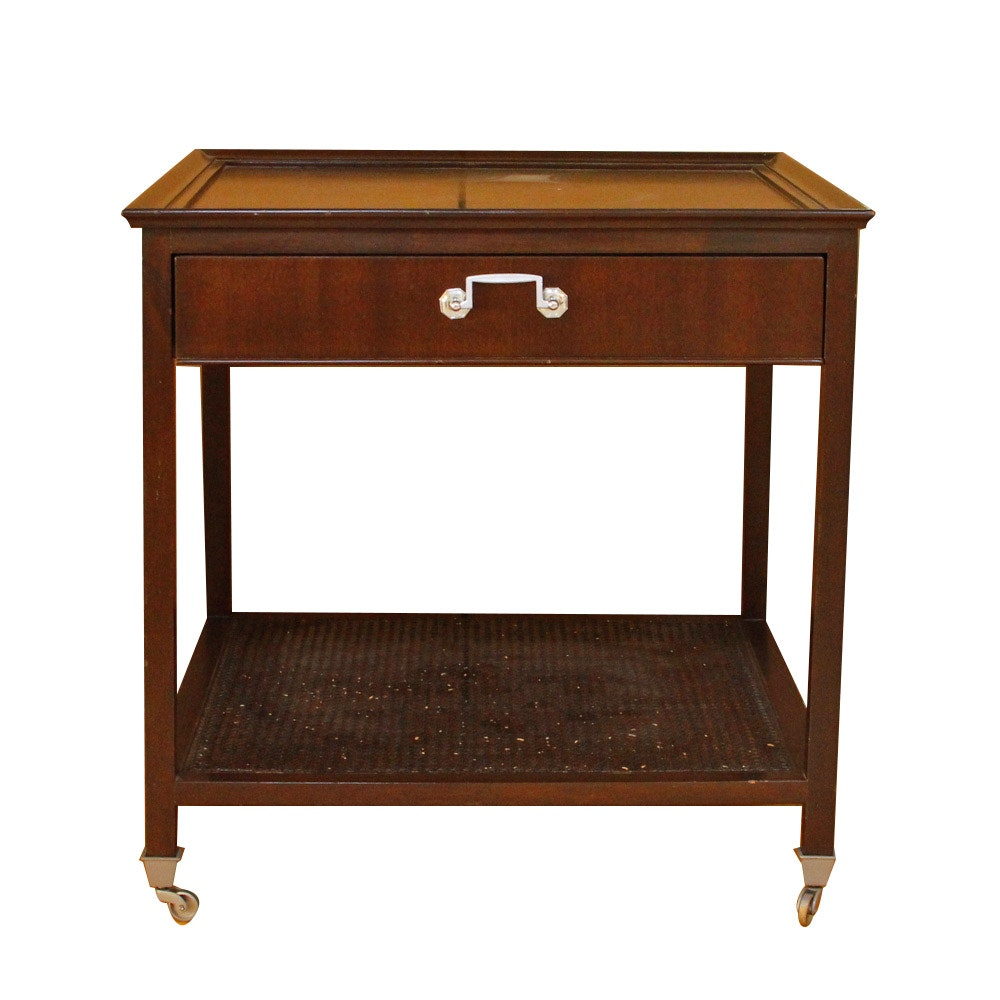 Vintage Side Table by John Boone