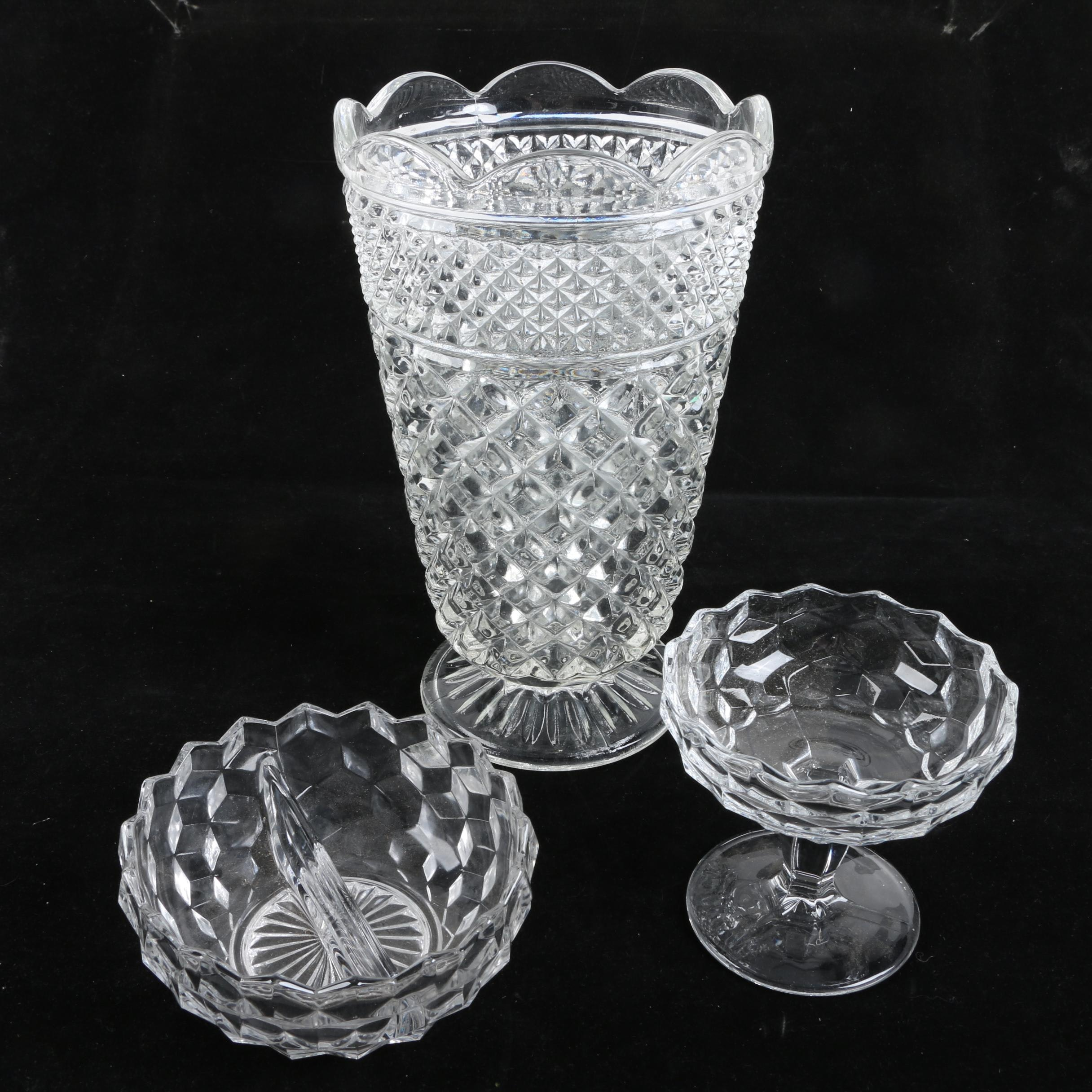 Crystal Tableware and Decor