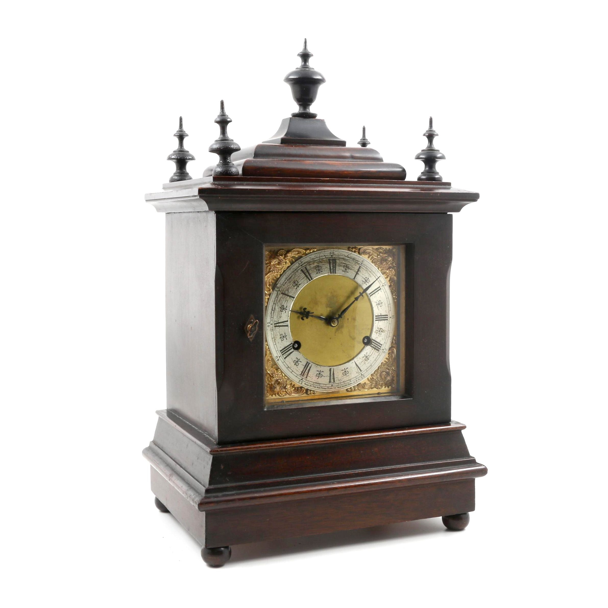 New Haven Westminster Chime Clock No. 4