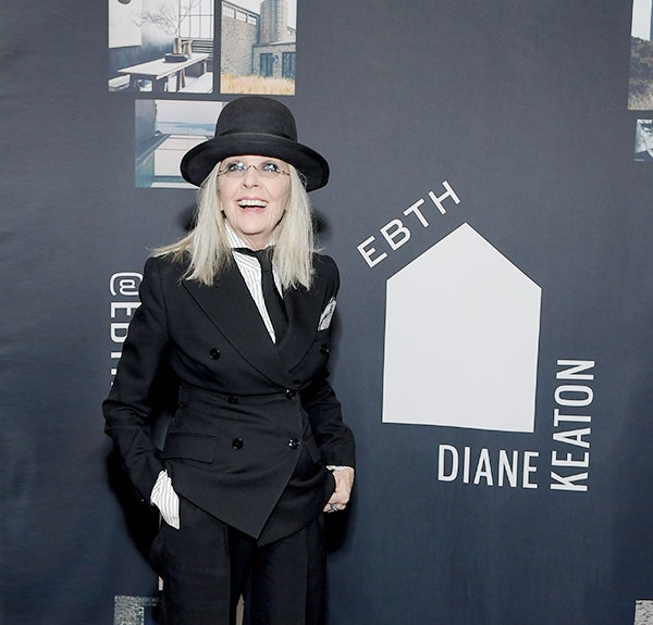 Get the Look: Diane Keaton's House That Pinterest Built