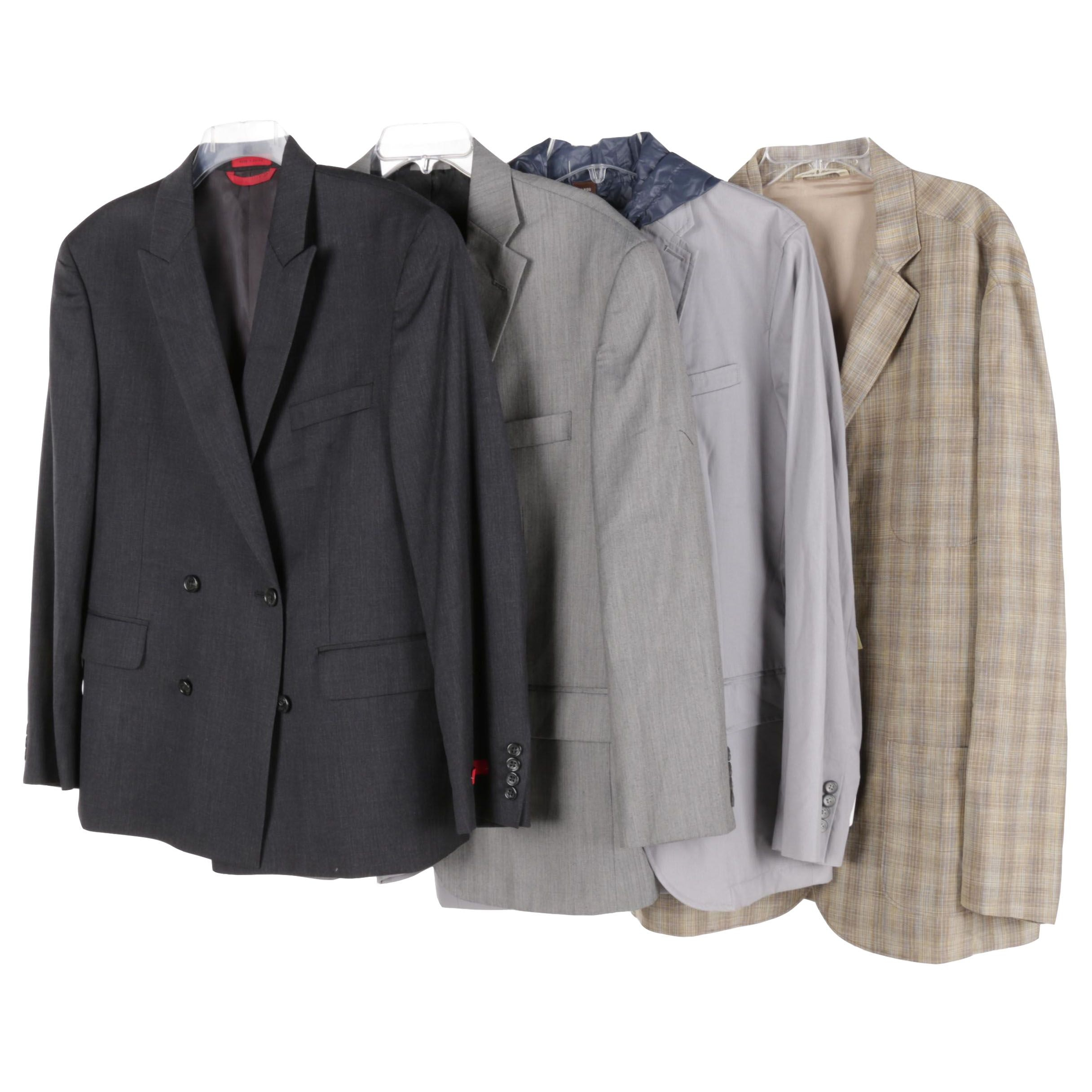 Men's Sport Coats and Suit Jackets Including Alfani for Macy's