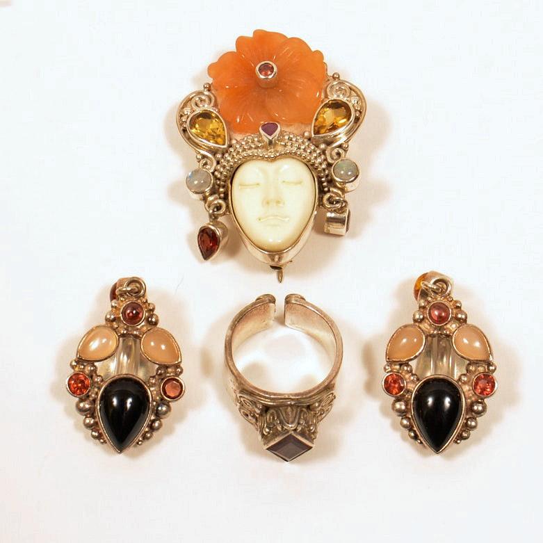 Sajen Sterling Silver Jewelry