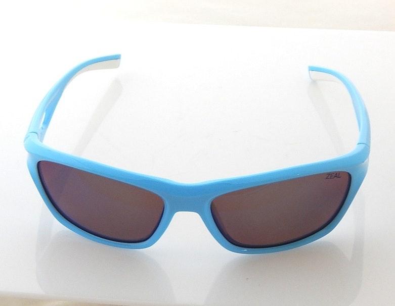 Zeal Emerge Light Blue Sunglasses