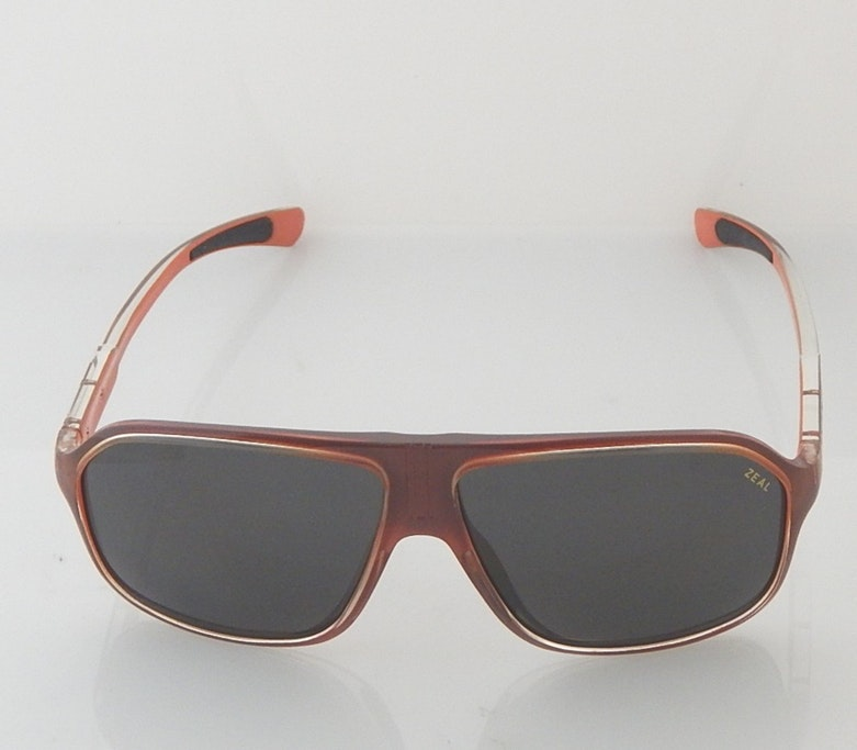 "Zeal ""Sawyer"" Retro Styled Polarized Sunglasses"