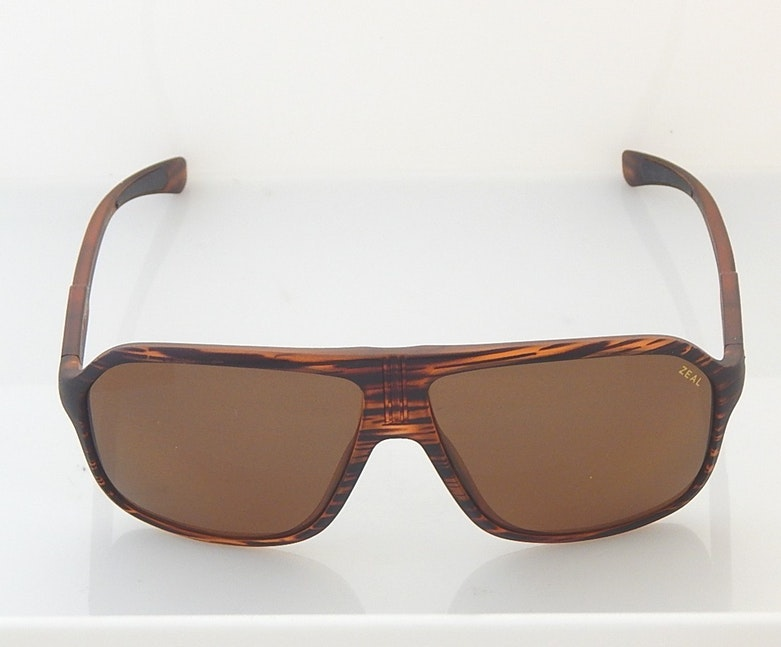 Zeal Sawyer Retro Styled Polarized Sunglasses