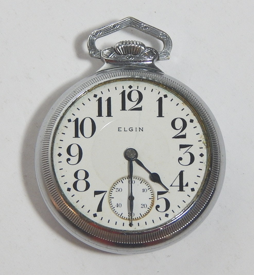 Elgin Pocketwatch
