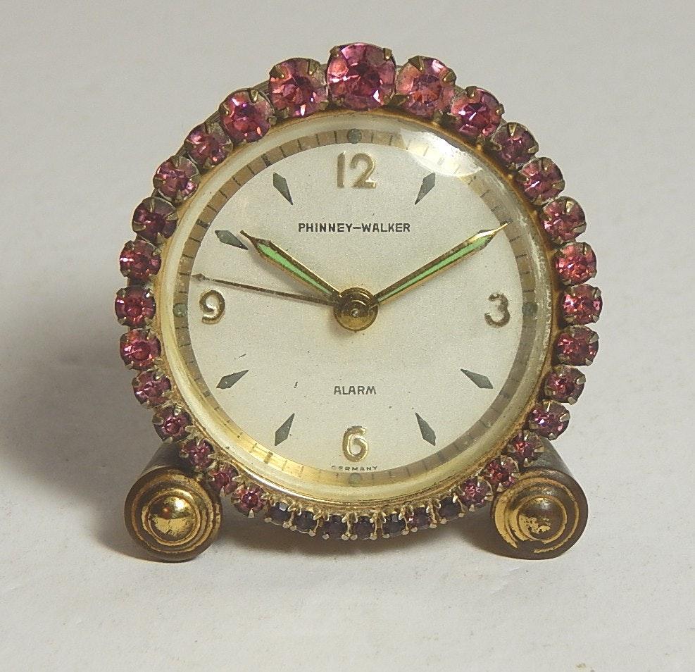 Vintage Phinney-Walker Alarm Clock