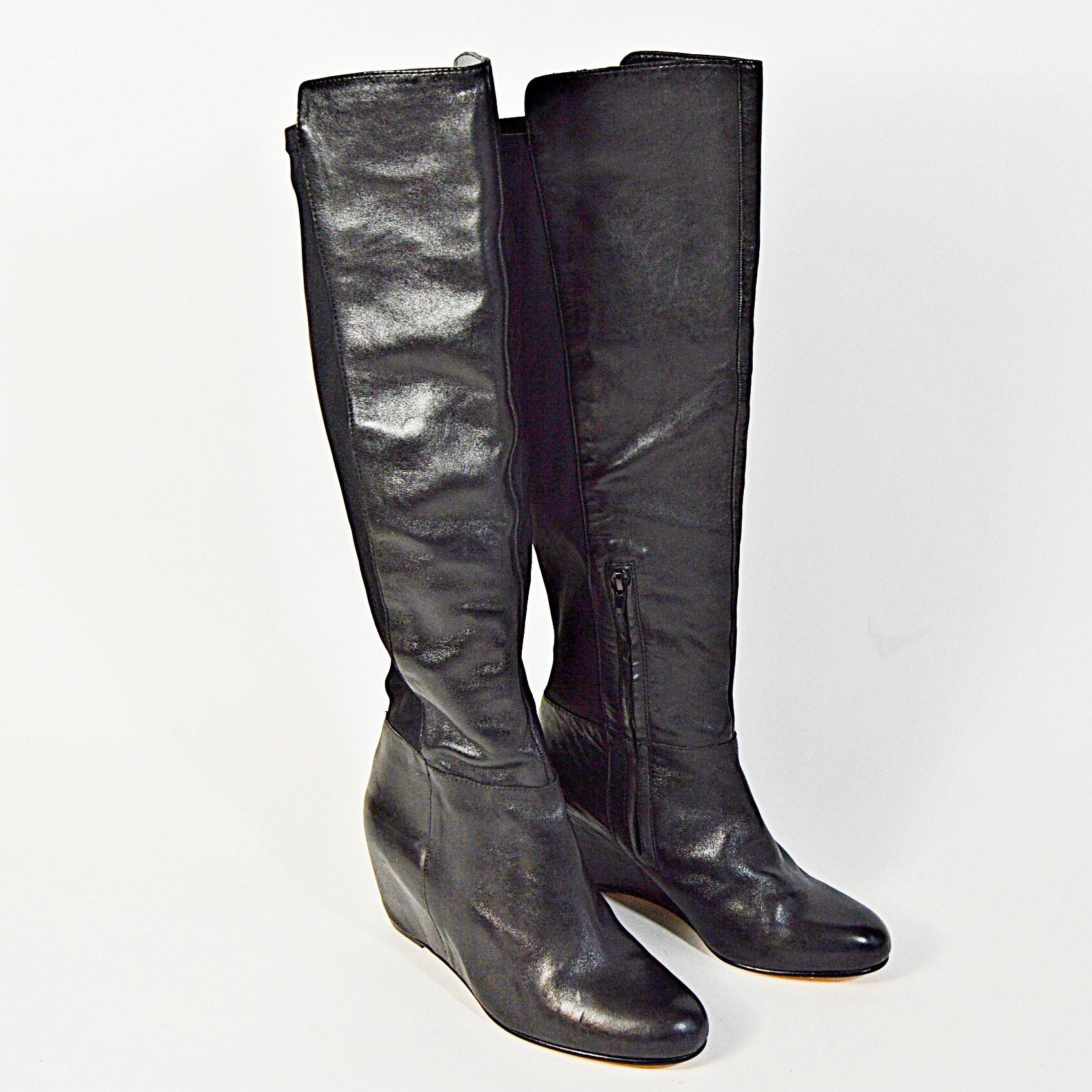 Women's Saks Fifth Avenue BLACK Boots
