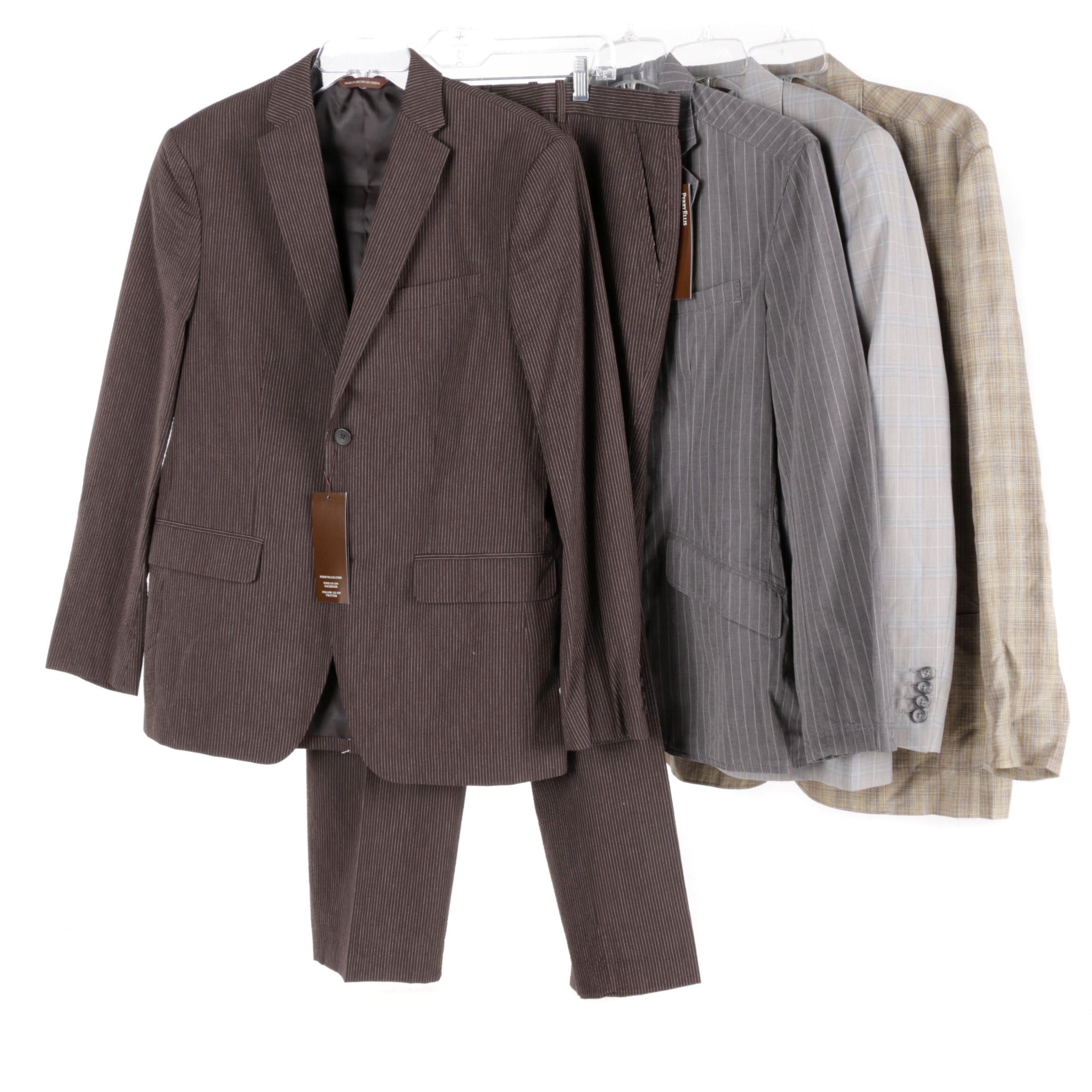 Men's Suit and Suit Jackets