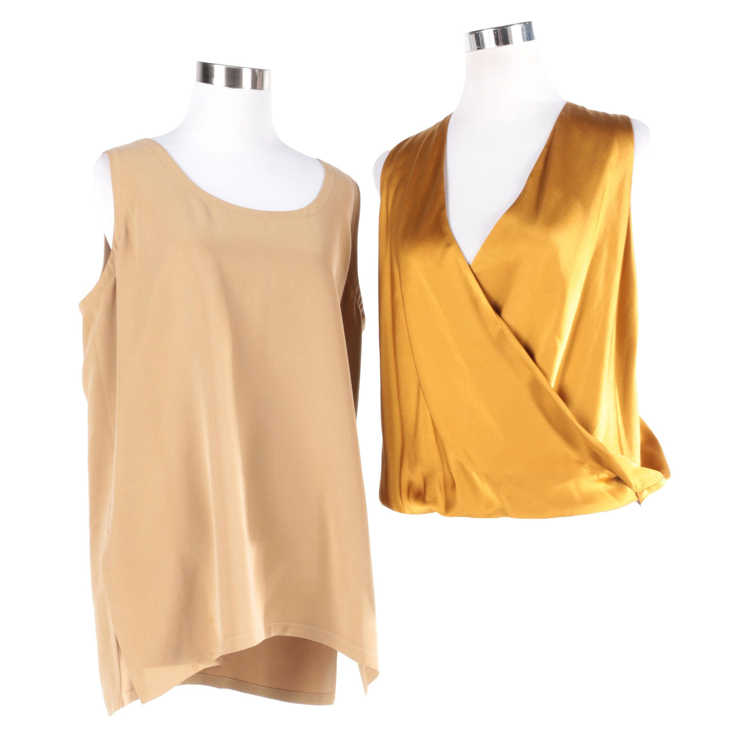 Women's Blouses Featuring Calvin Klein