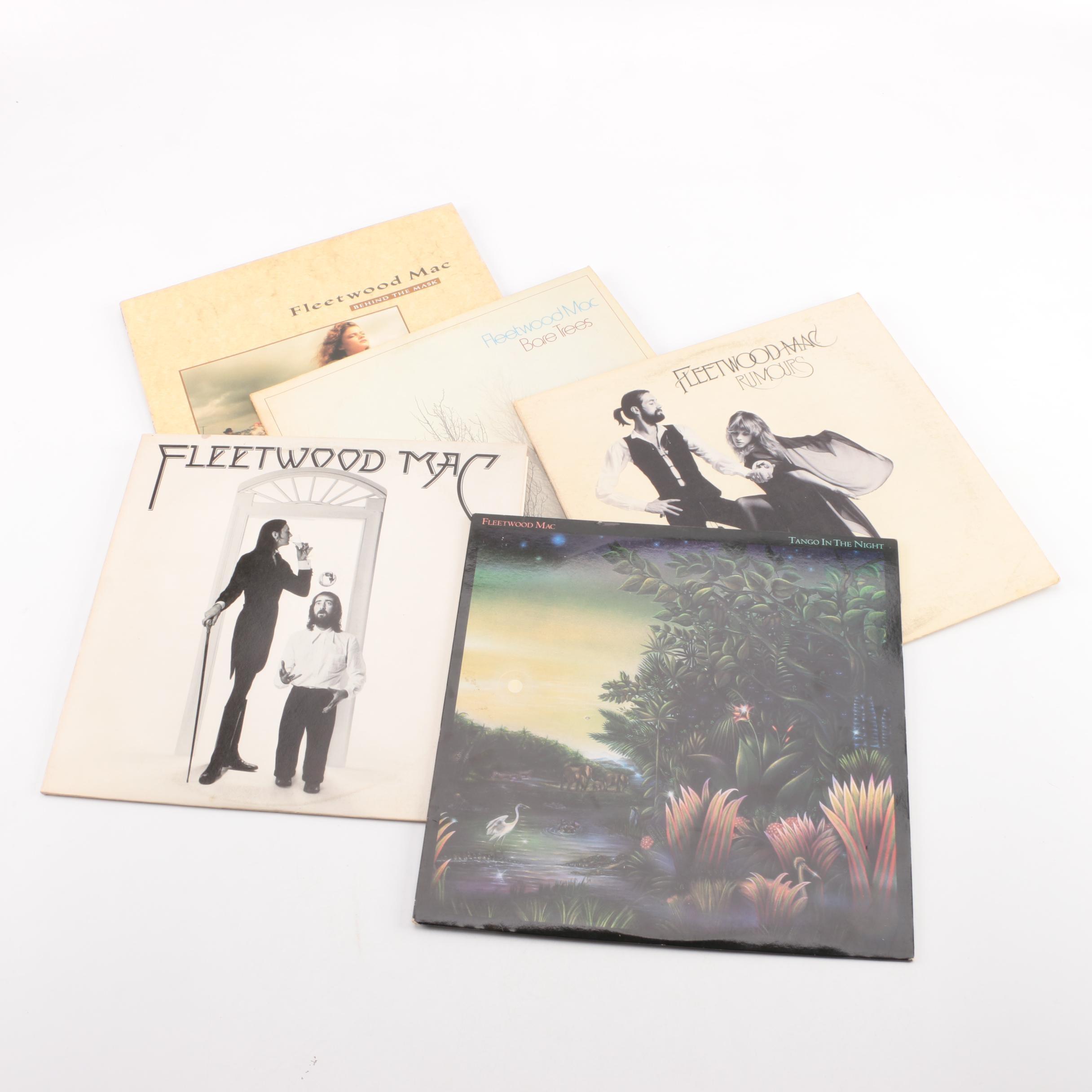 Fleetwood Mac LPs