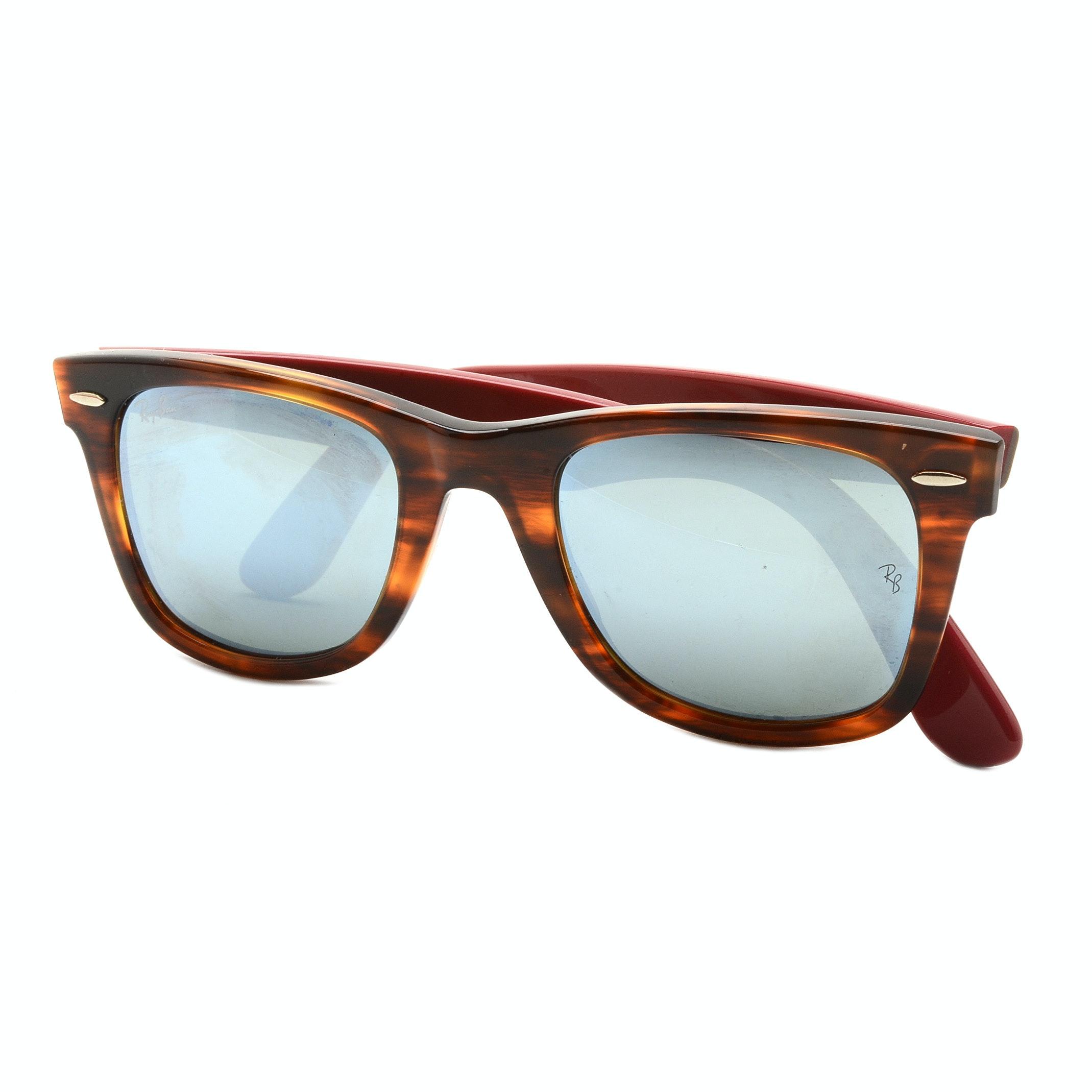 "Ray-Ban ""Wayfarer"" Sunglasses"