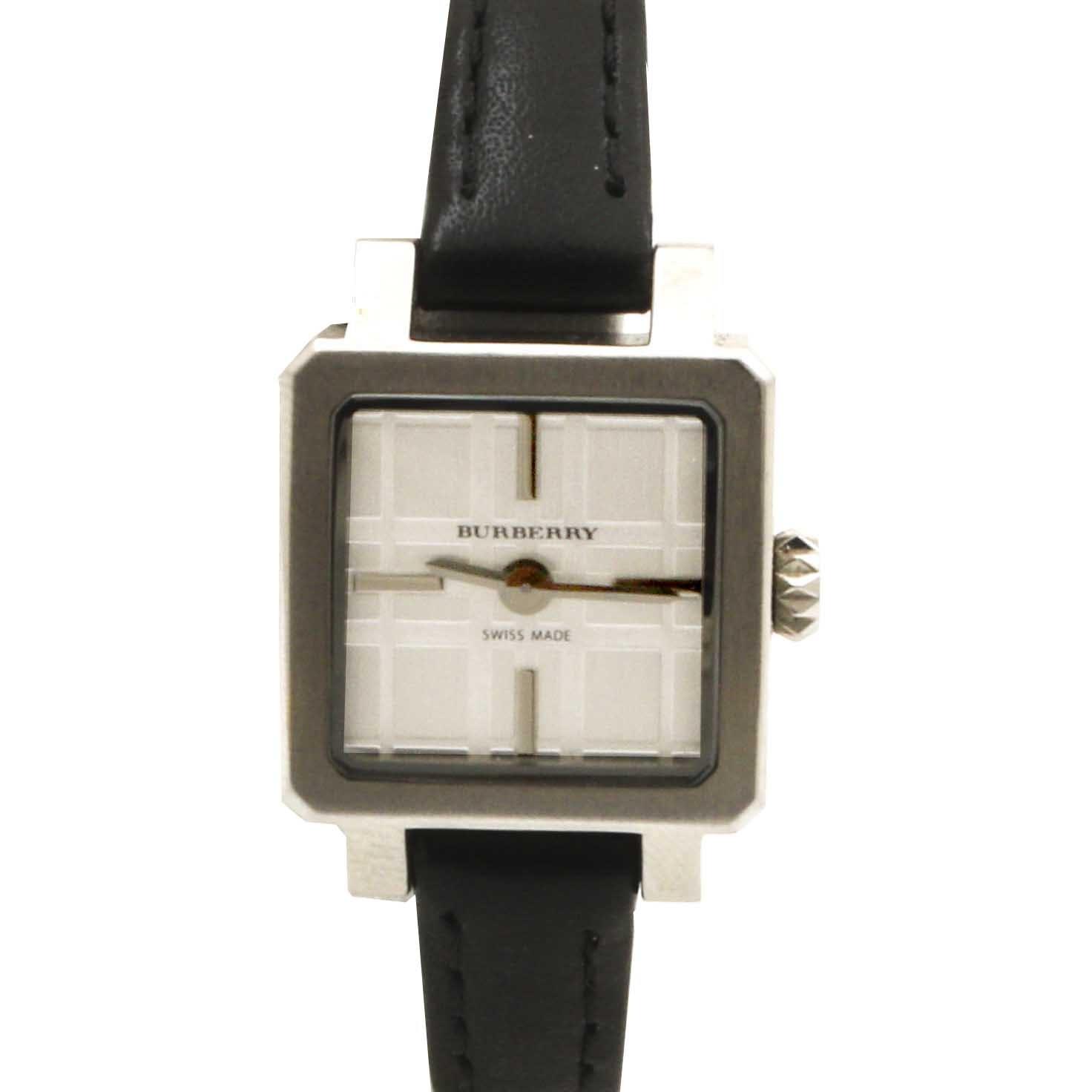 Burberry Swiss Made Stainless Steel Wristwatch