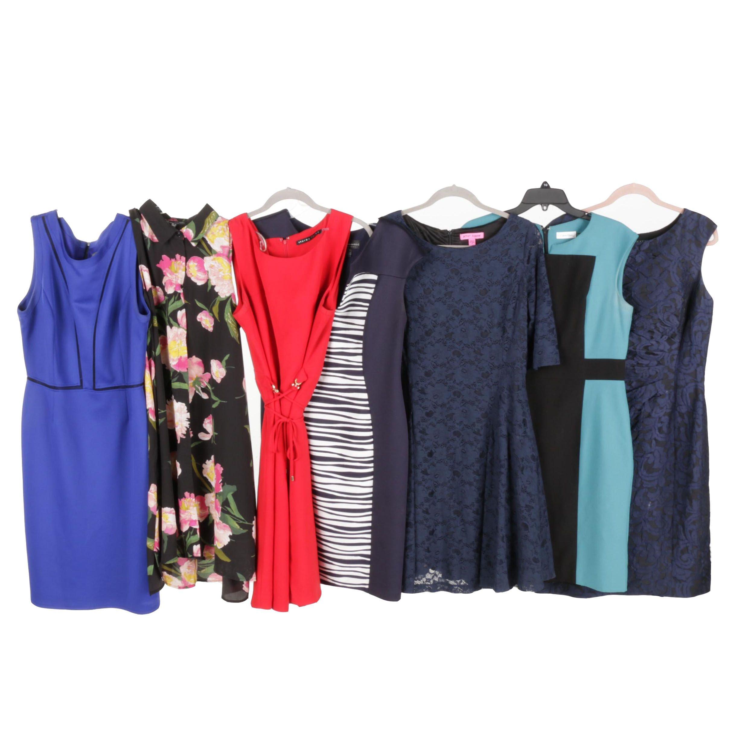 Dresses Including Betsey Johnson