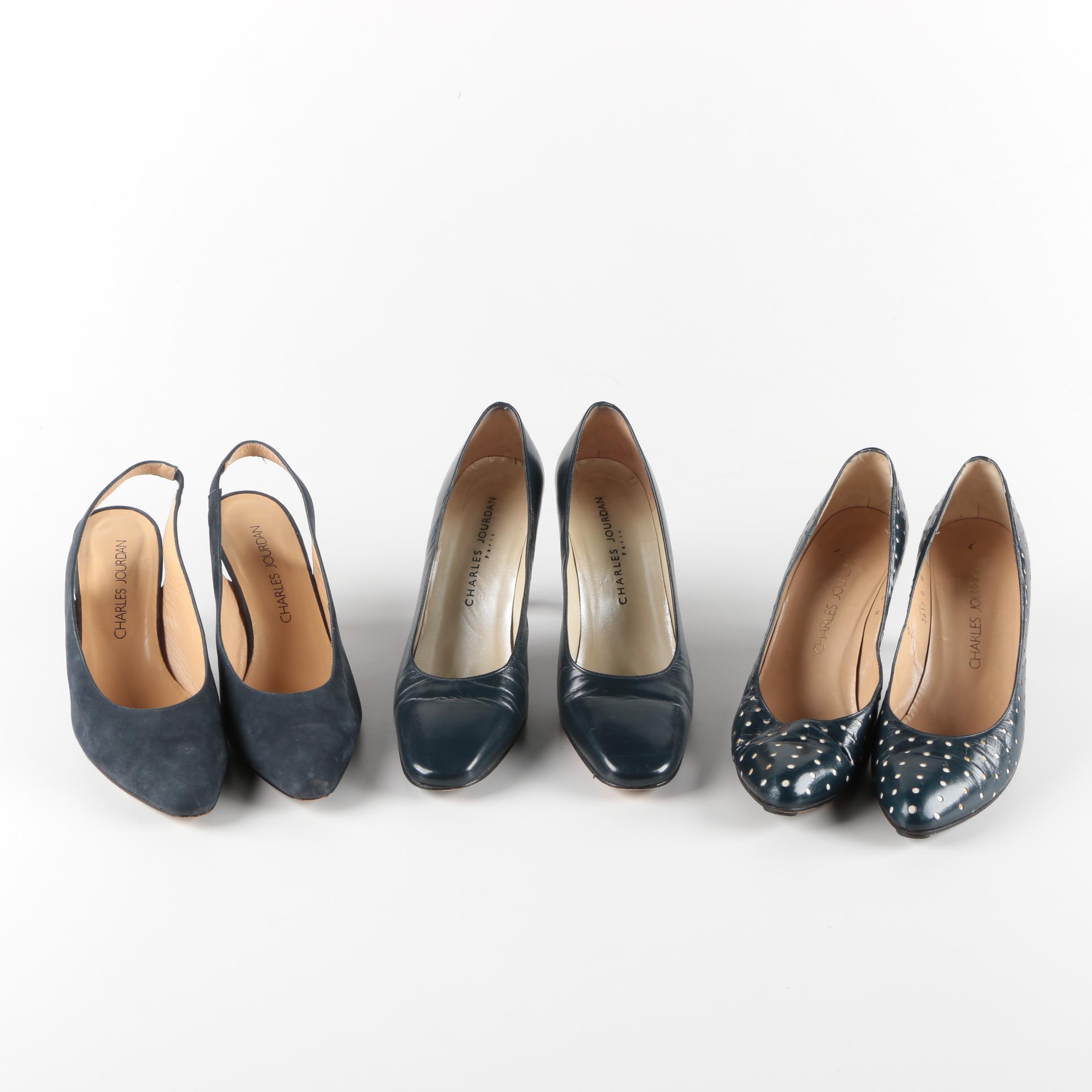 Women's Charles Jourdan Shoes