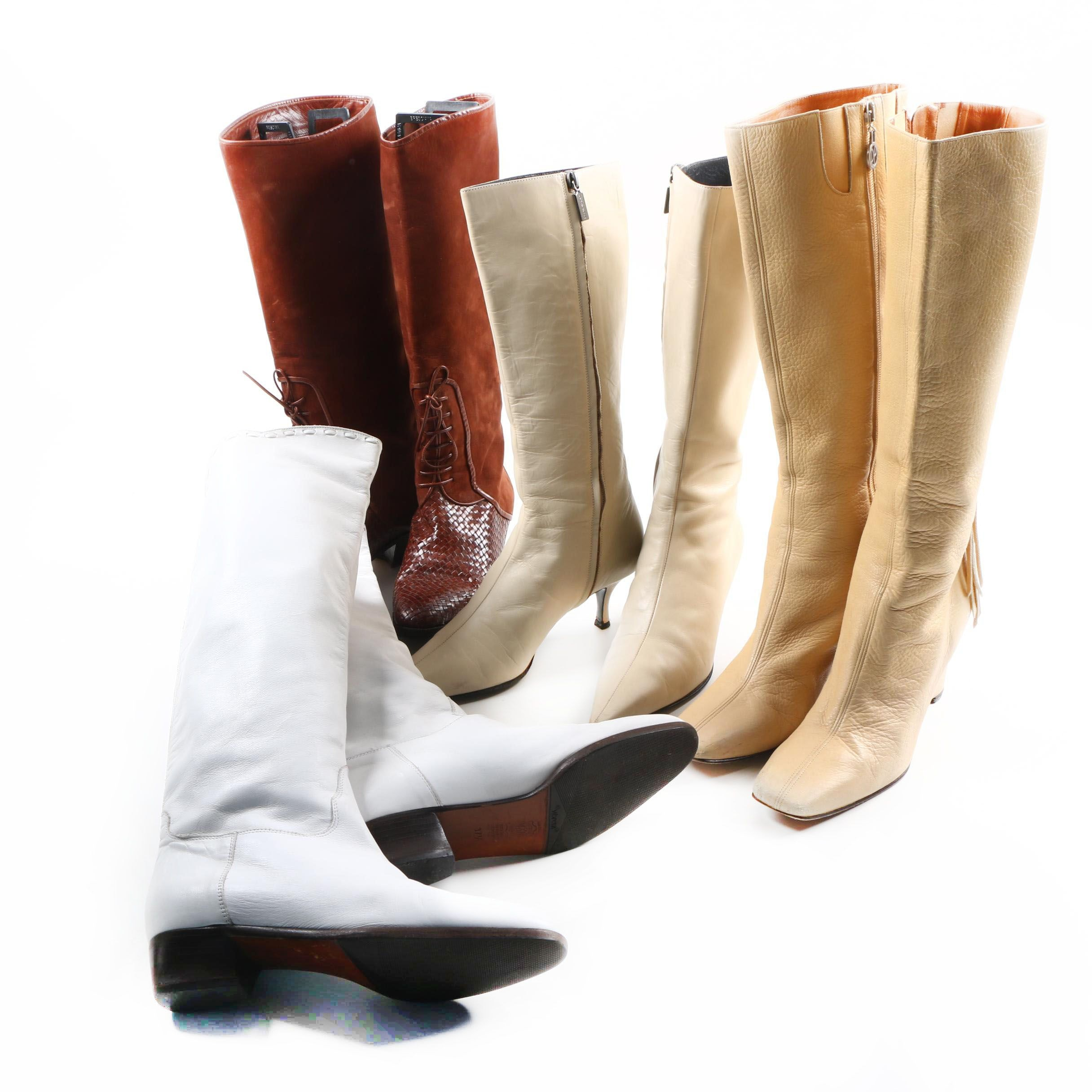Women's Boots Including Via Spiga