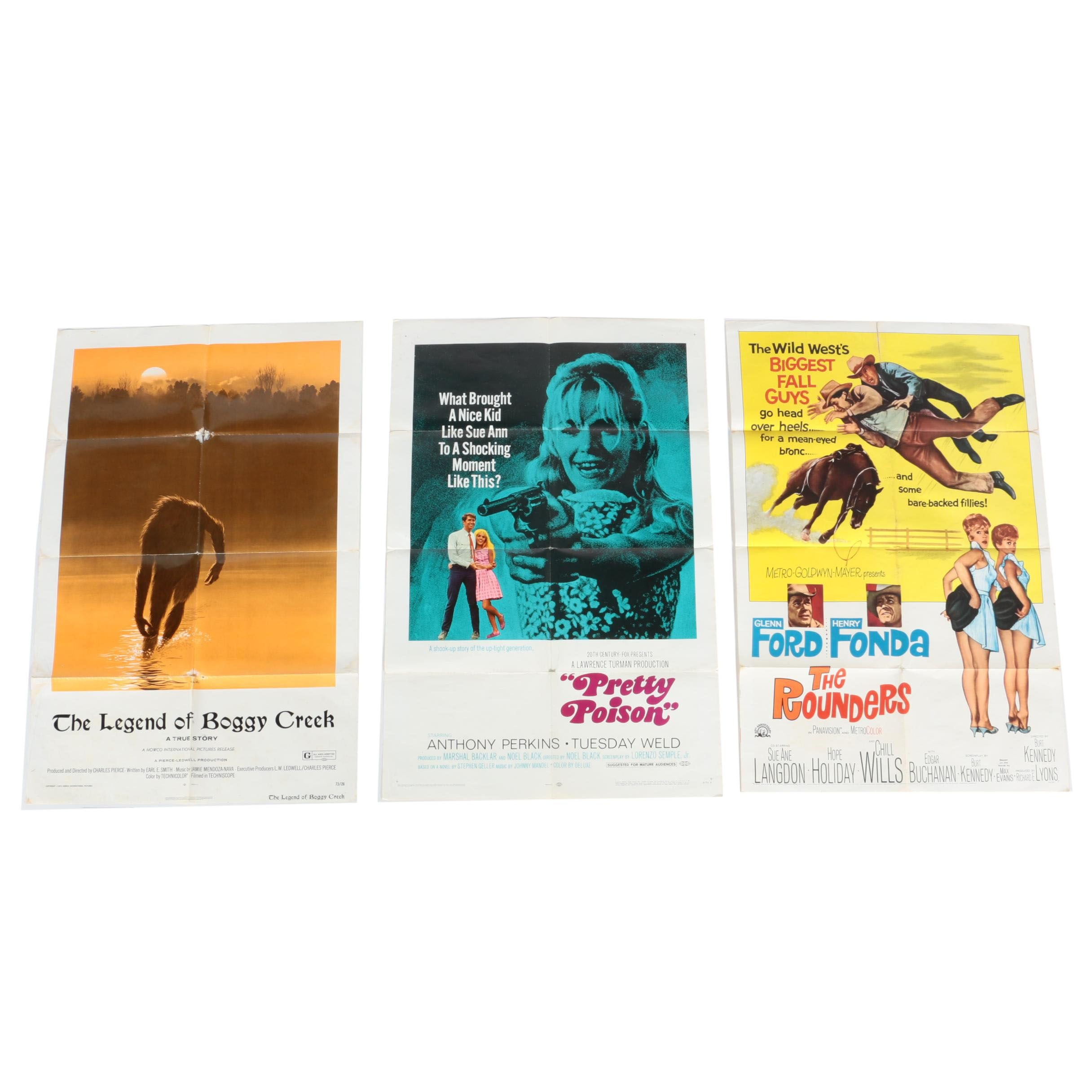 1960s & 1970s Movie Poster Prints