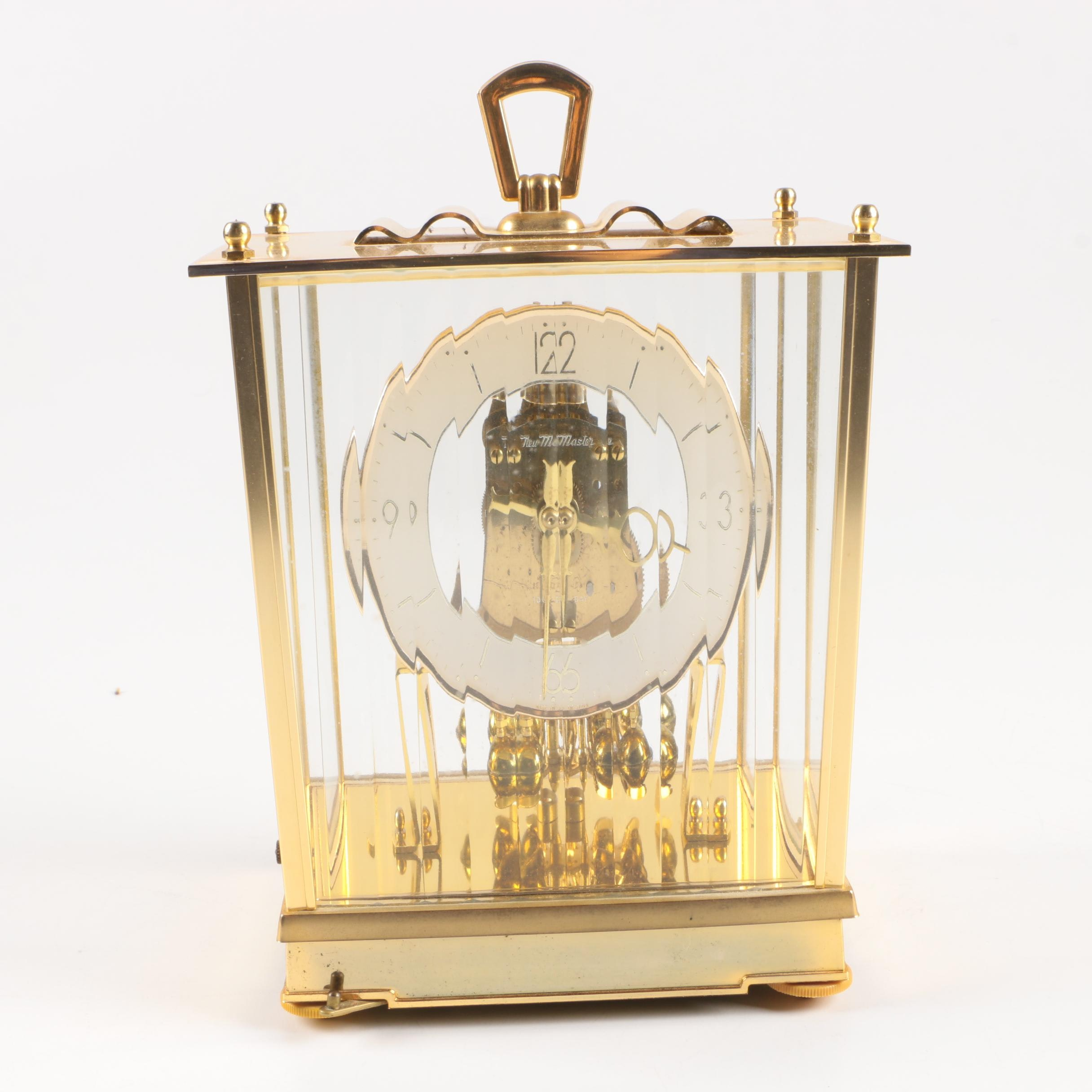 A Nisshin Master Mantle Clock