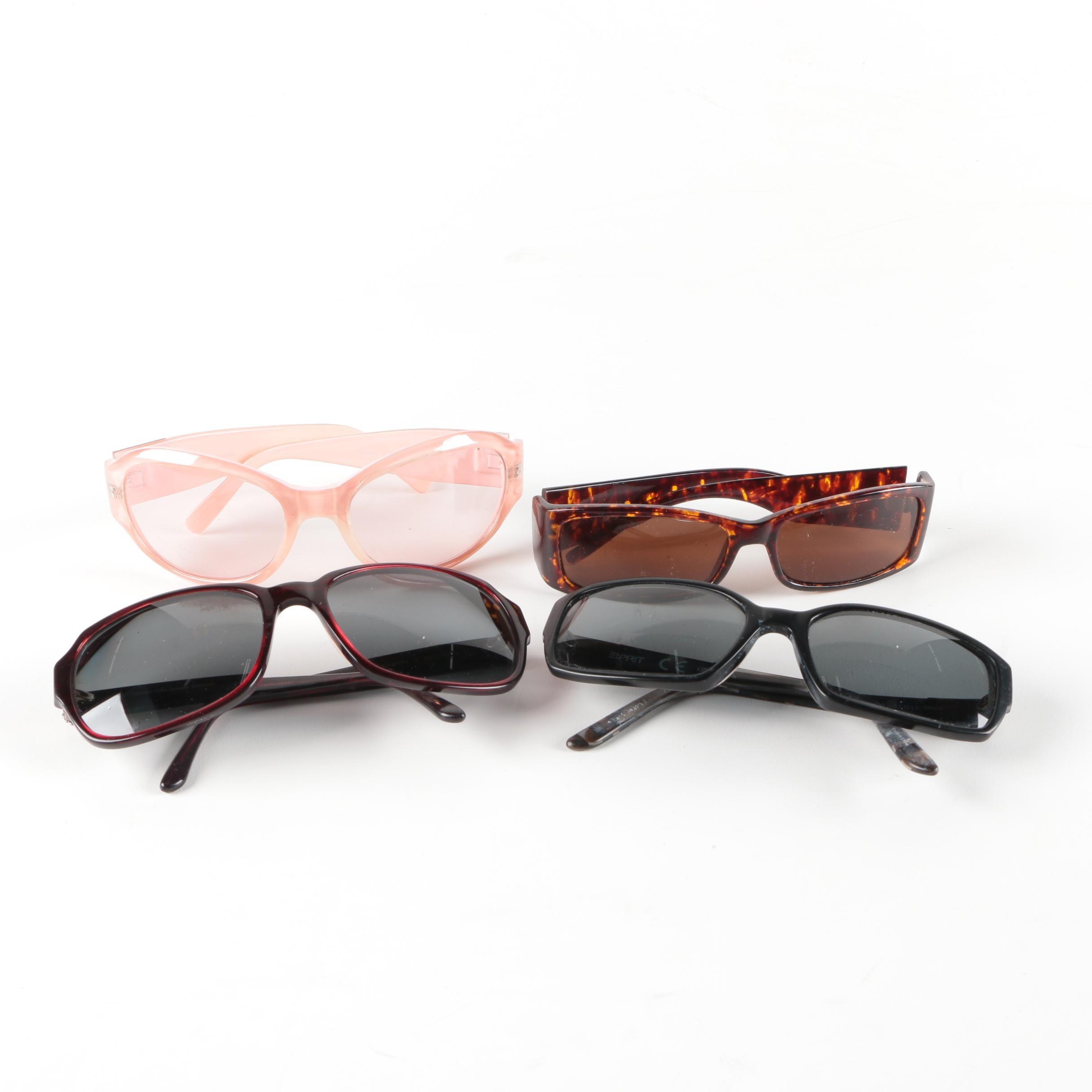 Sunglasses Including Elizabeth Arden