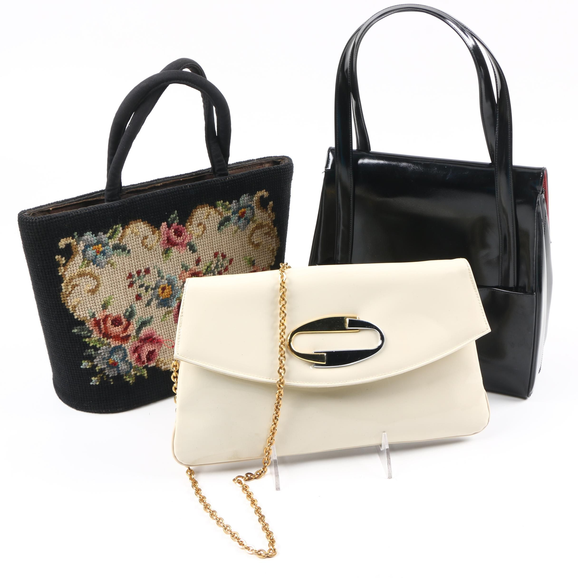 Vintage Handbags Including Koret