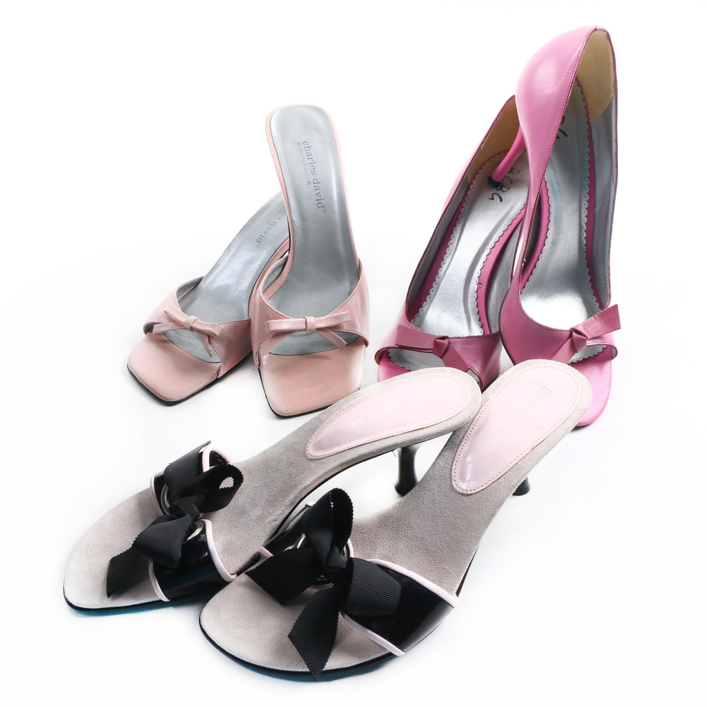 Women's Shoes Including Enzo Angiolini