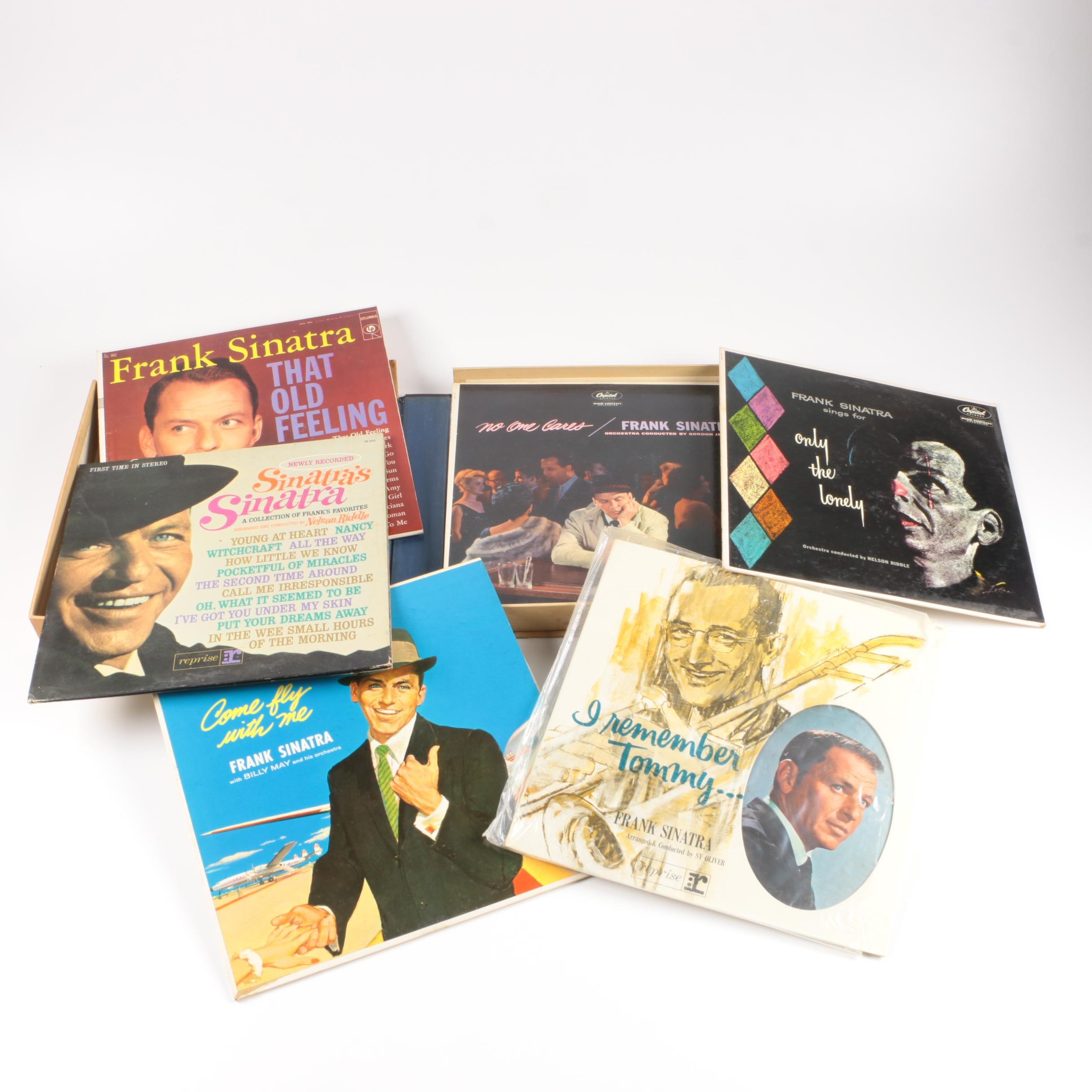 Frank Sinatra LP Collection
