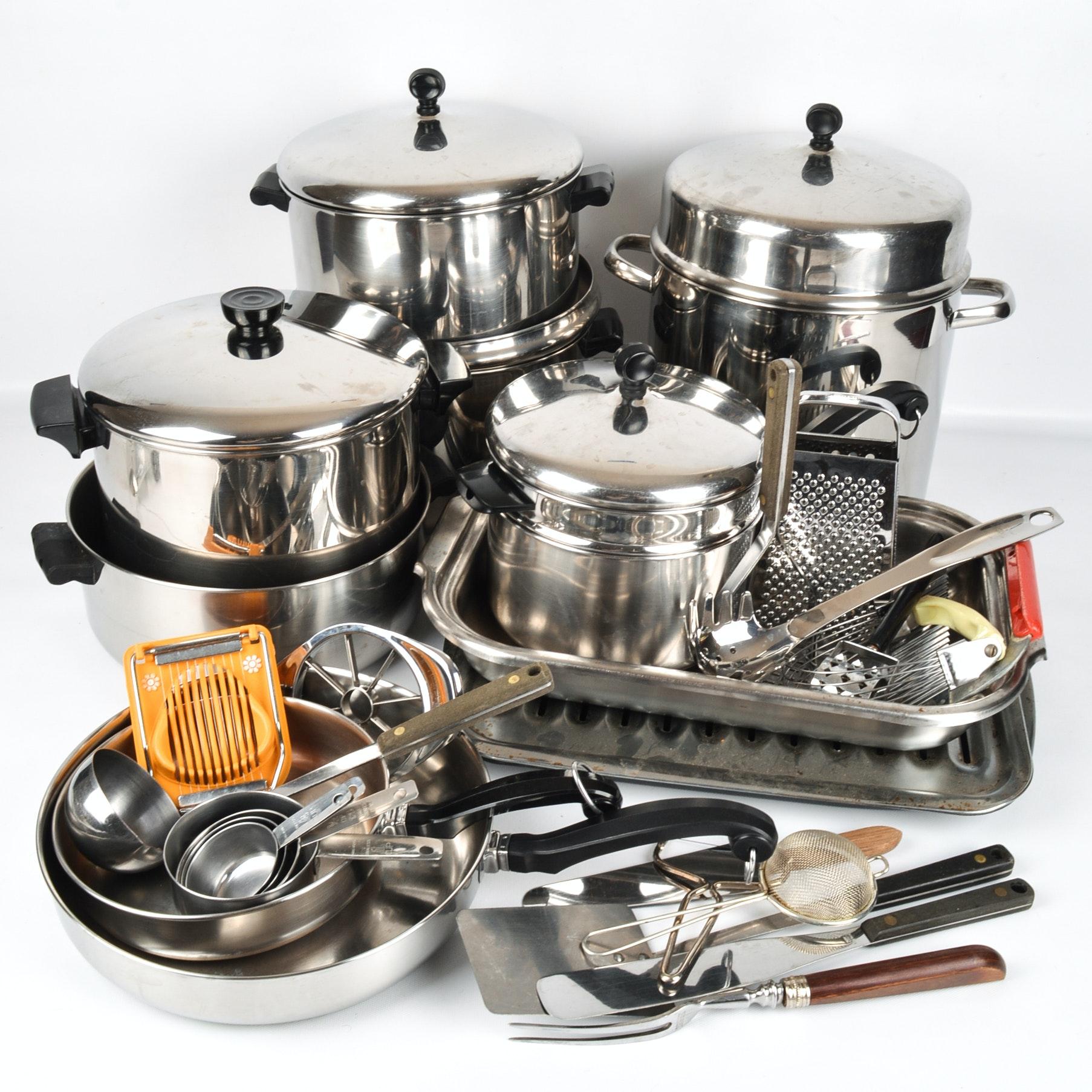 Farberware Cookware and Bakeware Assortment