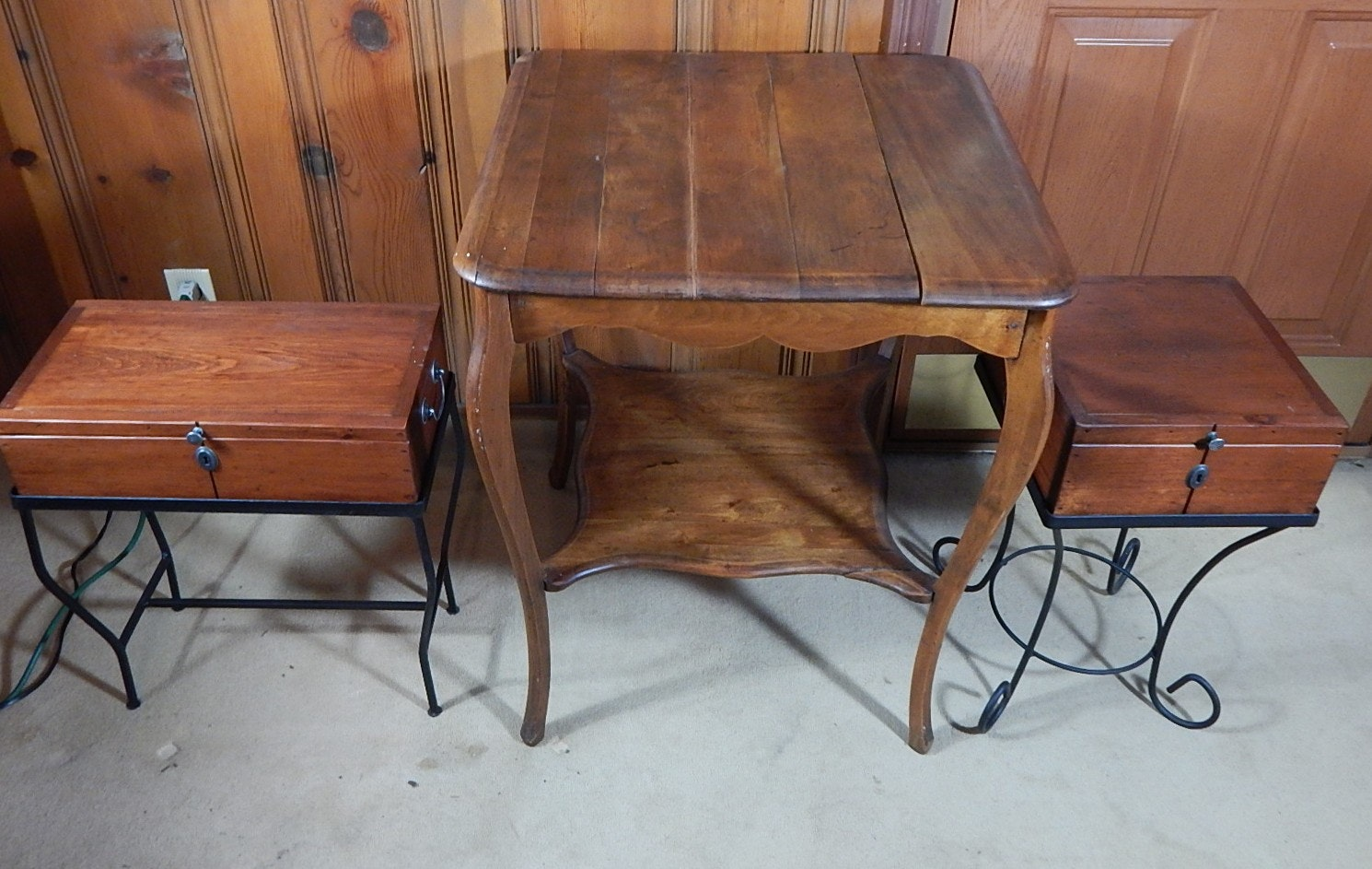 Three Accent Tables
