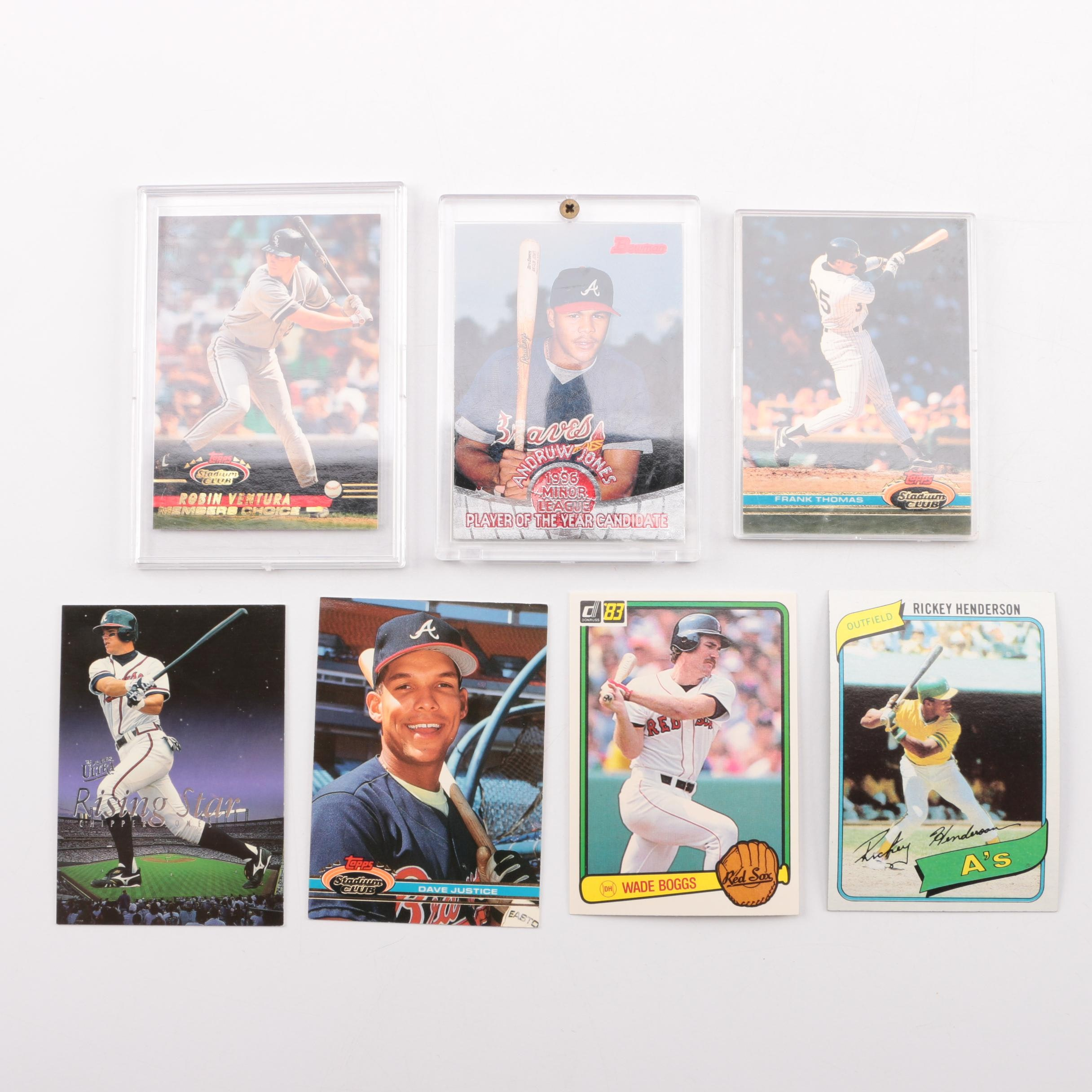 Baseball Card Assortment