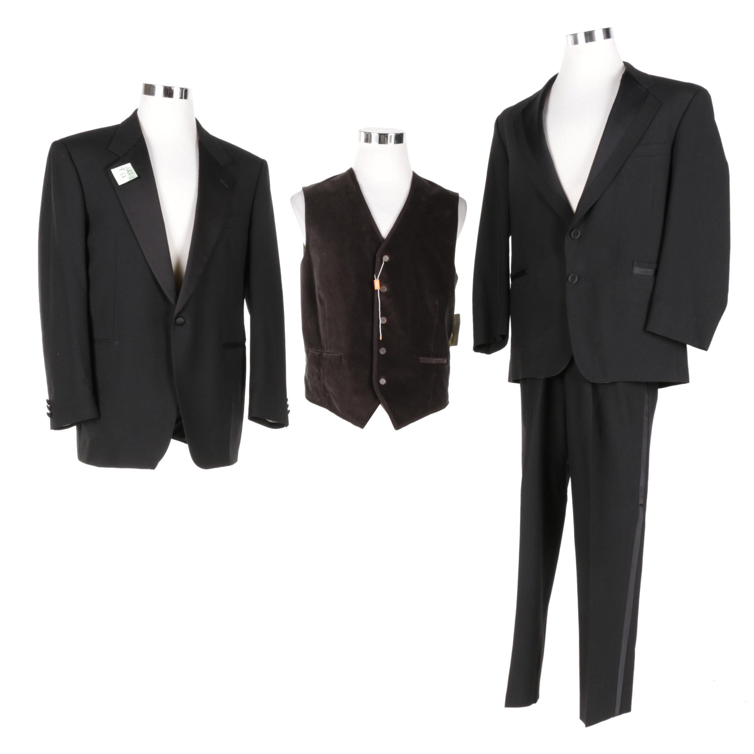 Men's Tuxedo Clothing