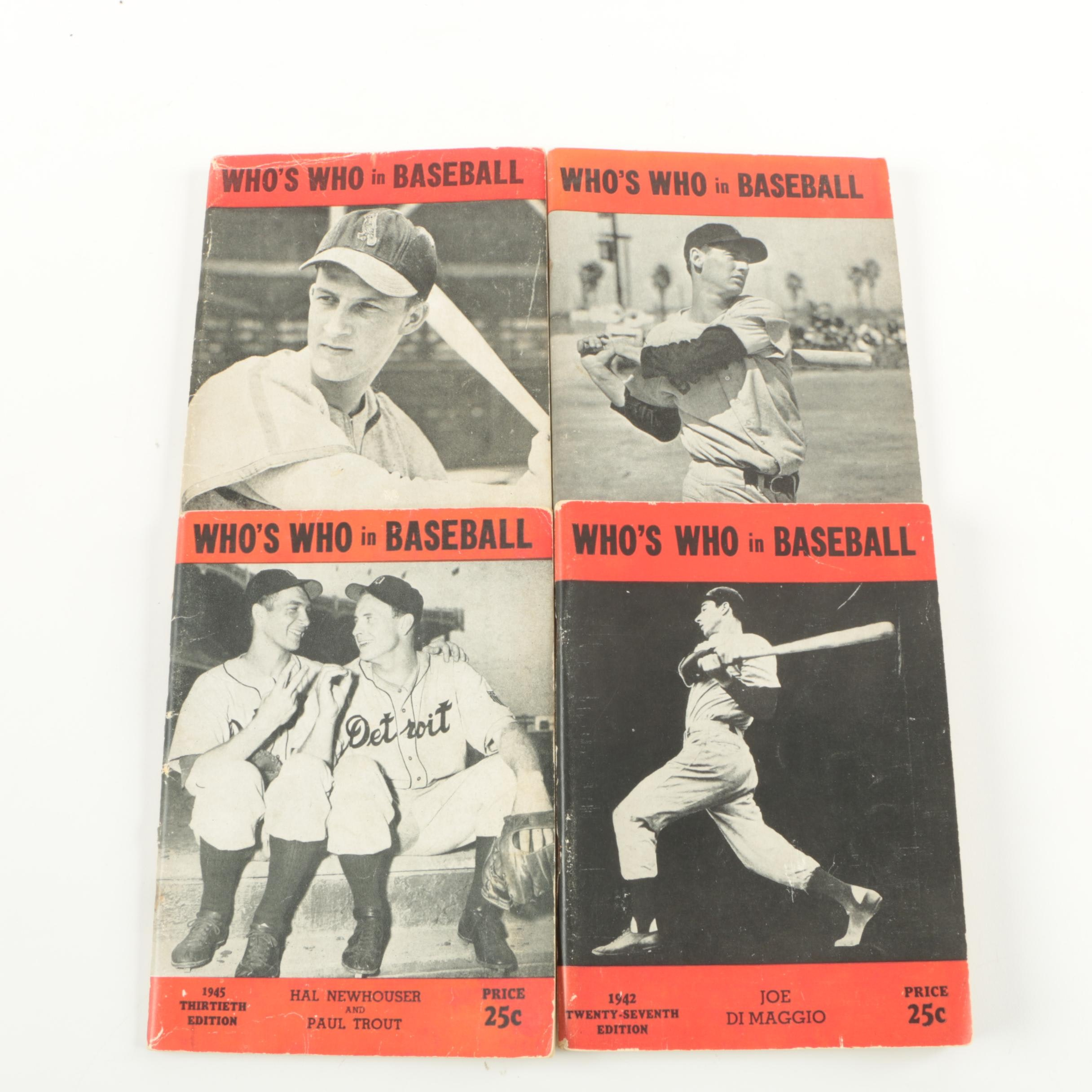 """Who's Who in Baseball"" Collection"