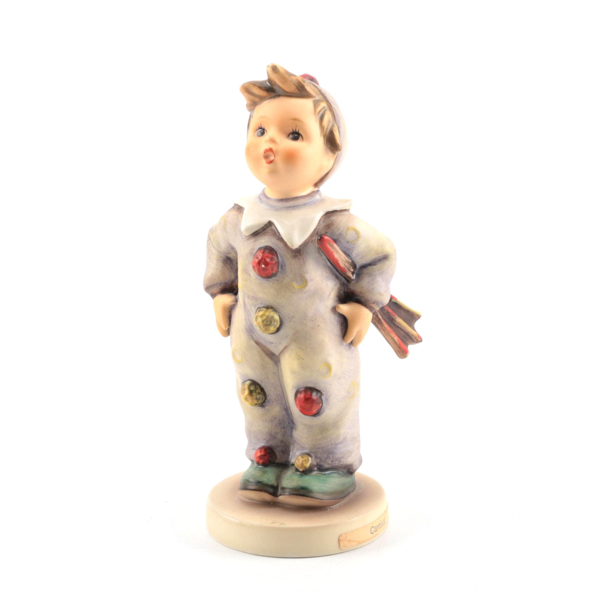 "Hummel ""Carnival"" Figurine"