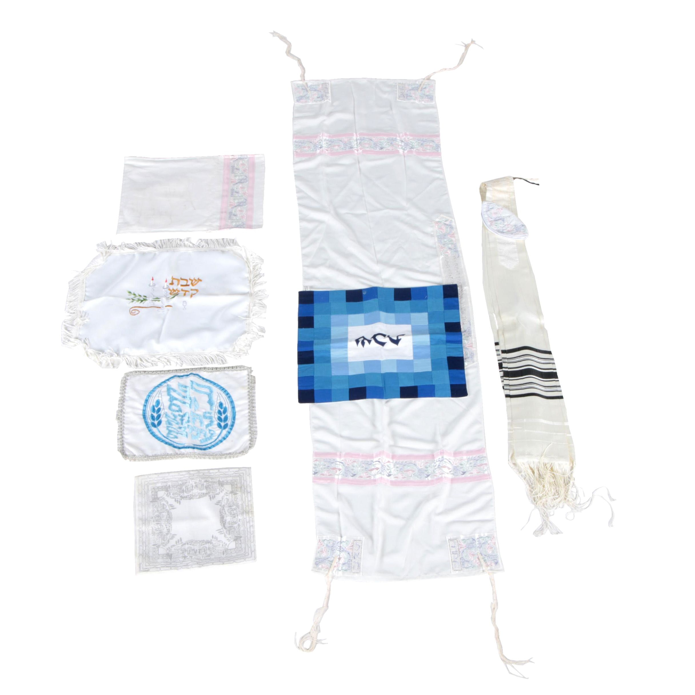 Judaica Covers and Clothing